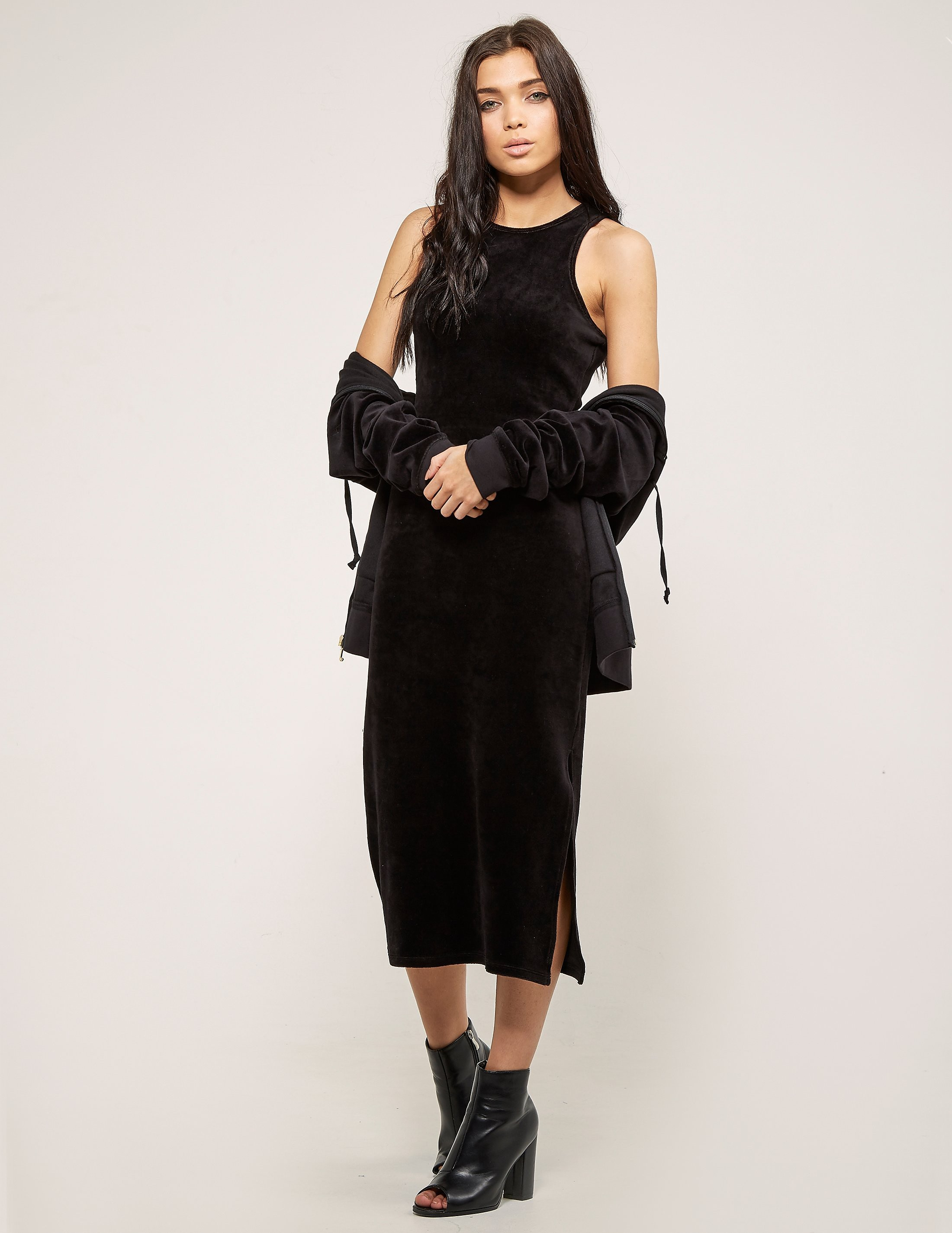 Juicy Couture Velour Fitted Dress