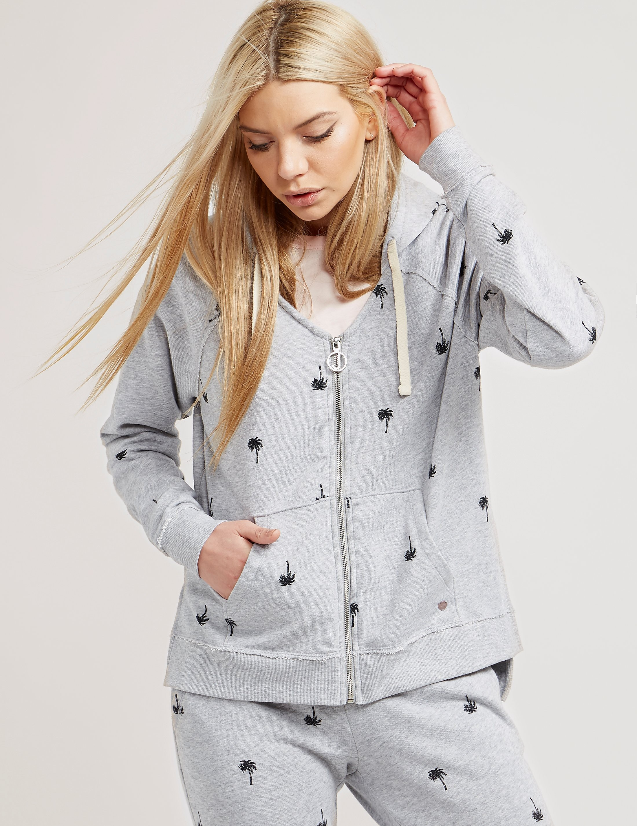 Juicy Couture Palm Tree Hoodie