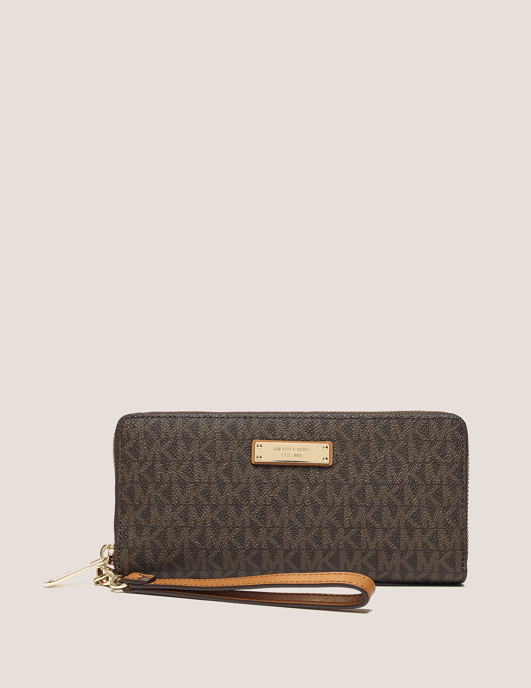 Michael Kors Jet Set Travel Continental Wristlet
