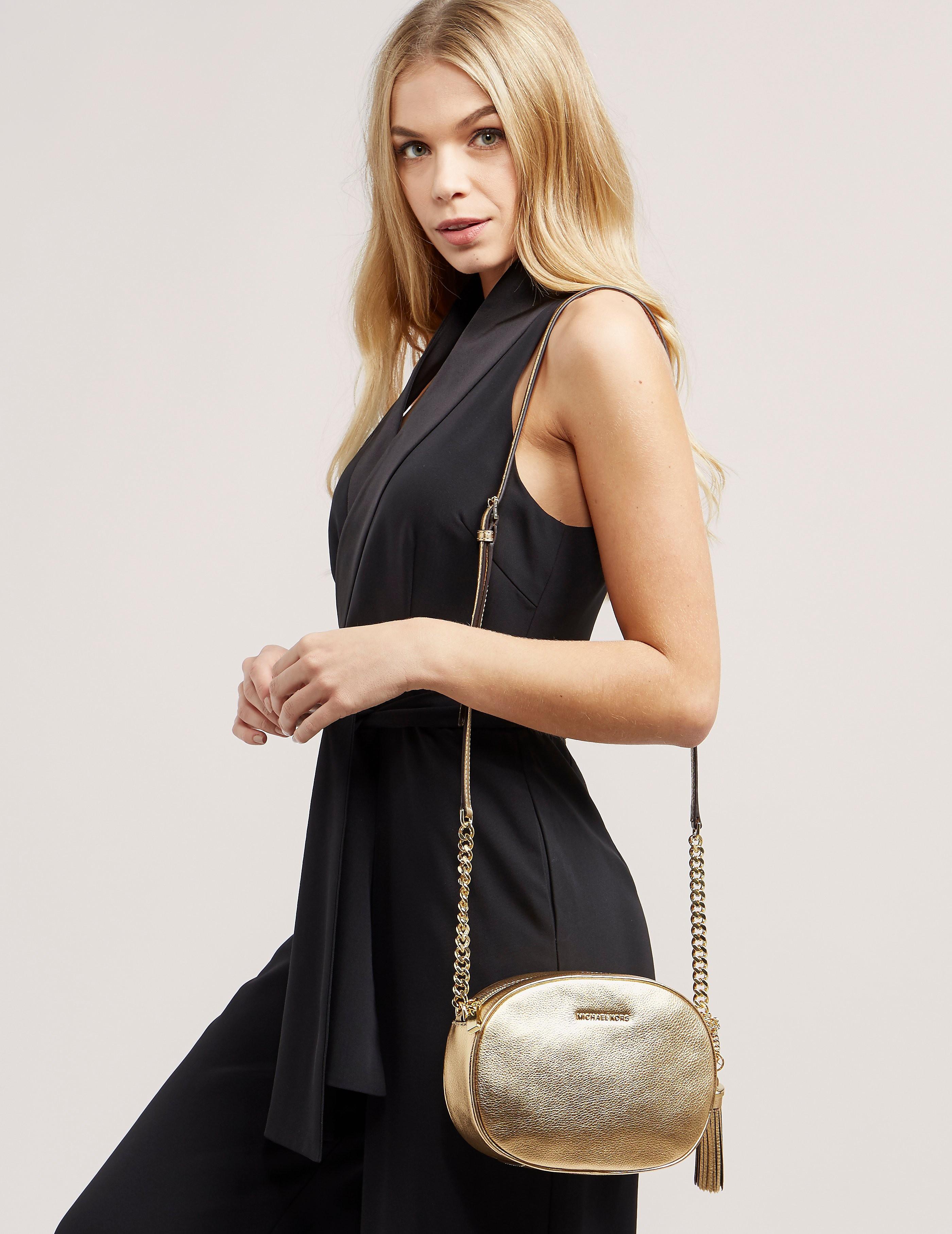 Michael Kors Ginny Medium Messenger Bag