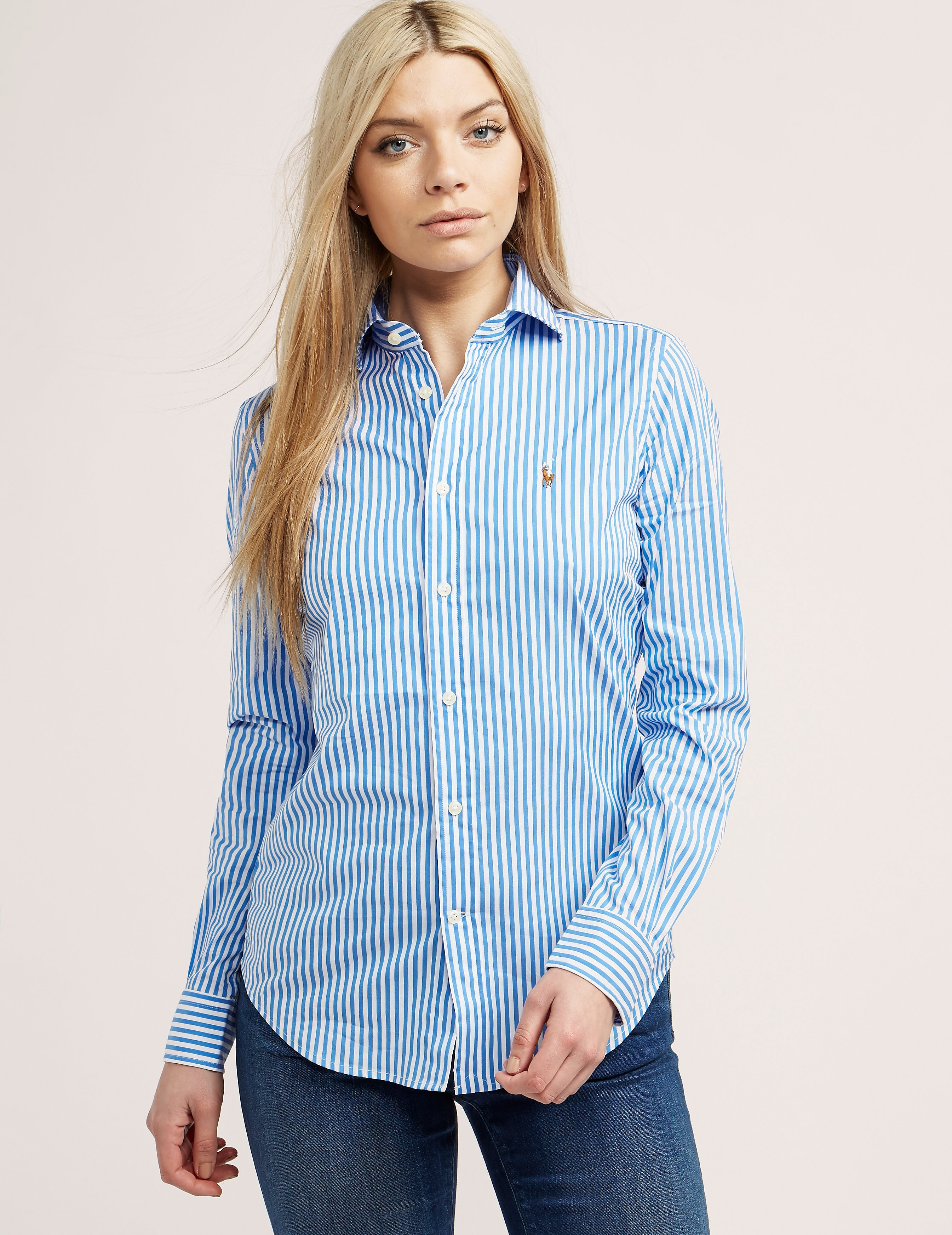 Polo Ralph Lauren Stripe Long Sleeve Shirt