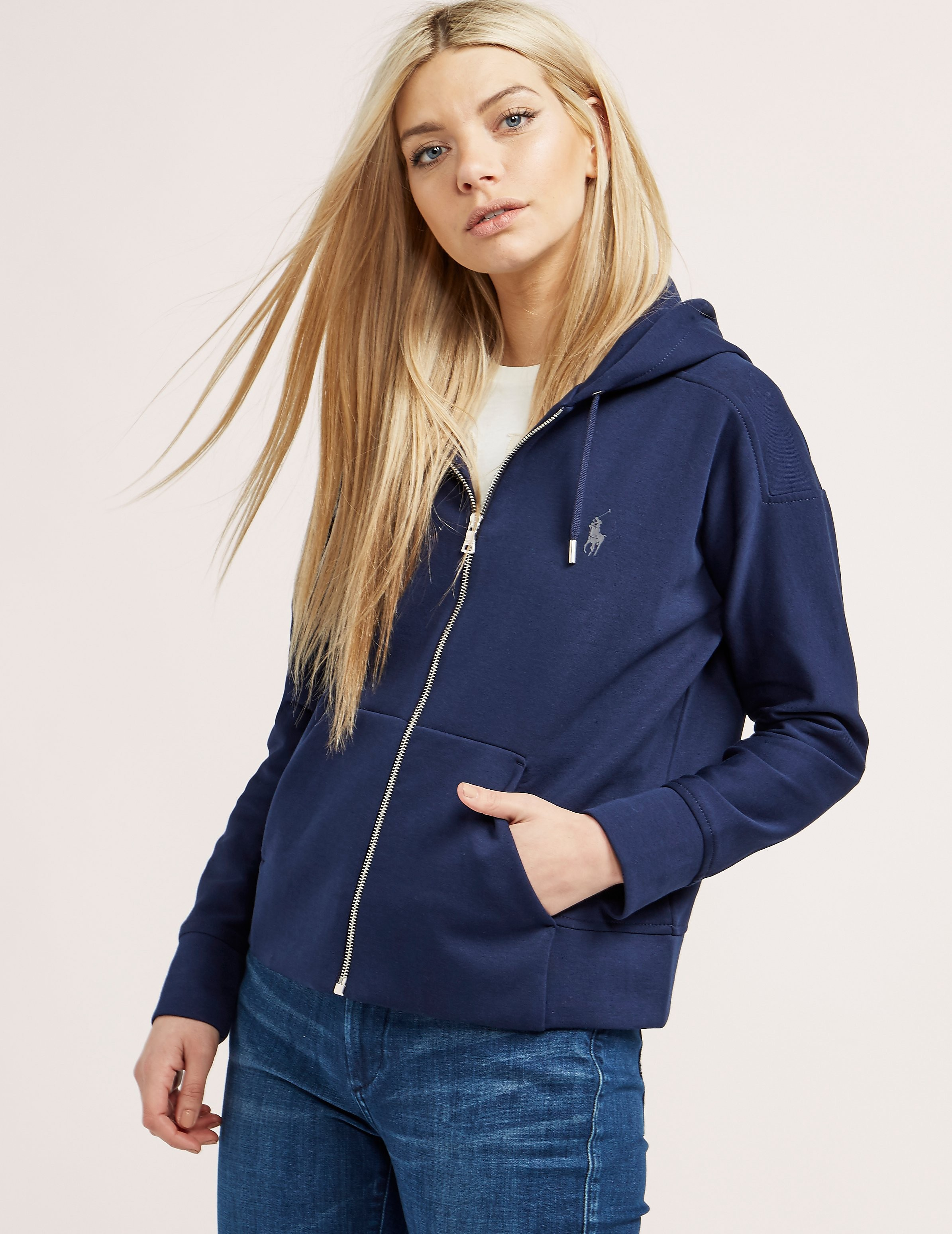 Polo Ralph Lauren Fleece Full Zip Hoody