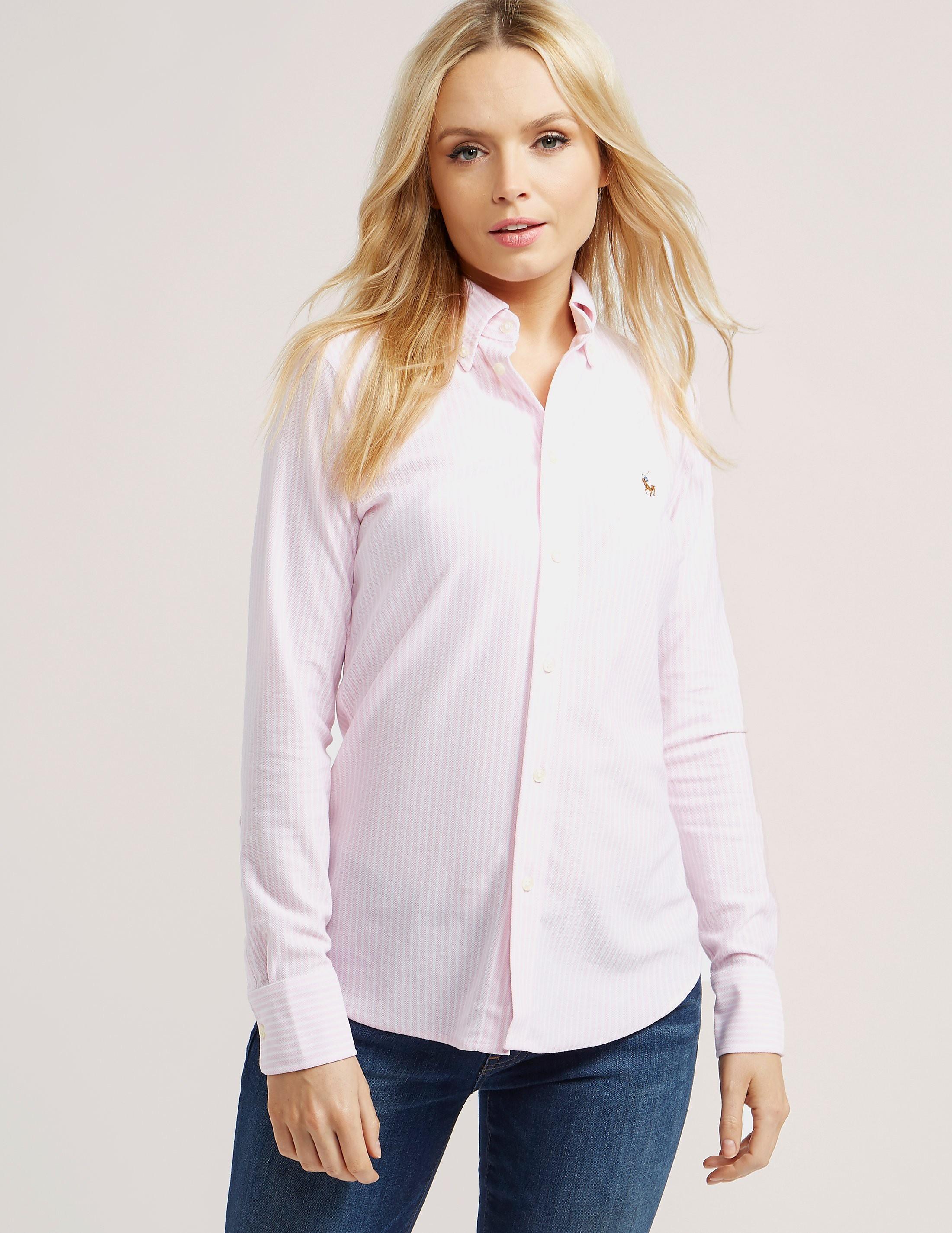 Polo Ralph Lauren Stripe Oxford Shirt