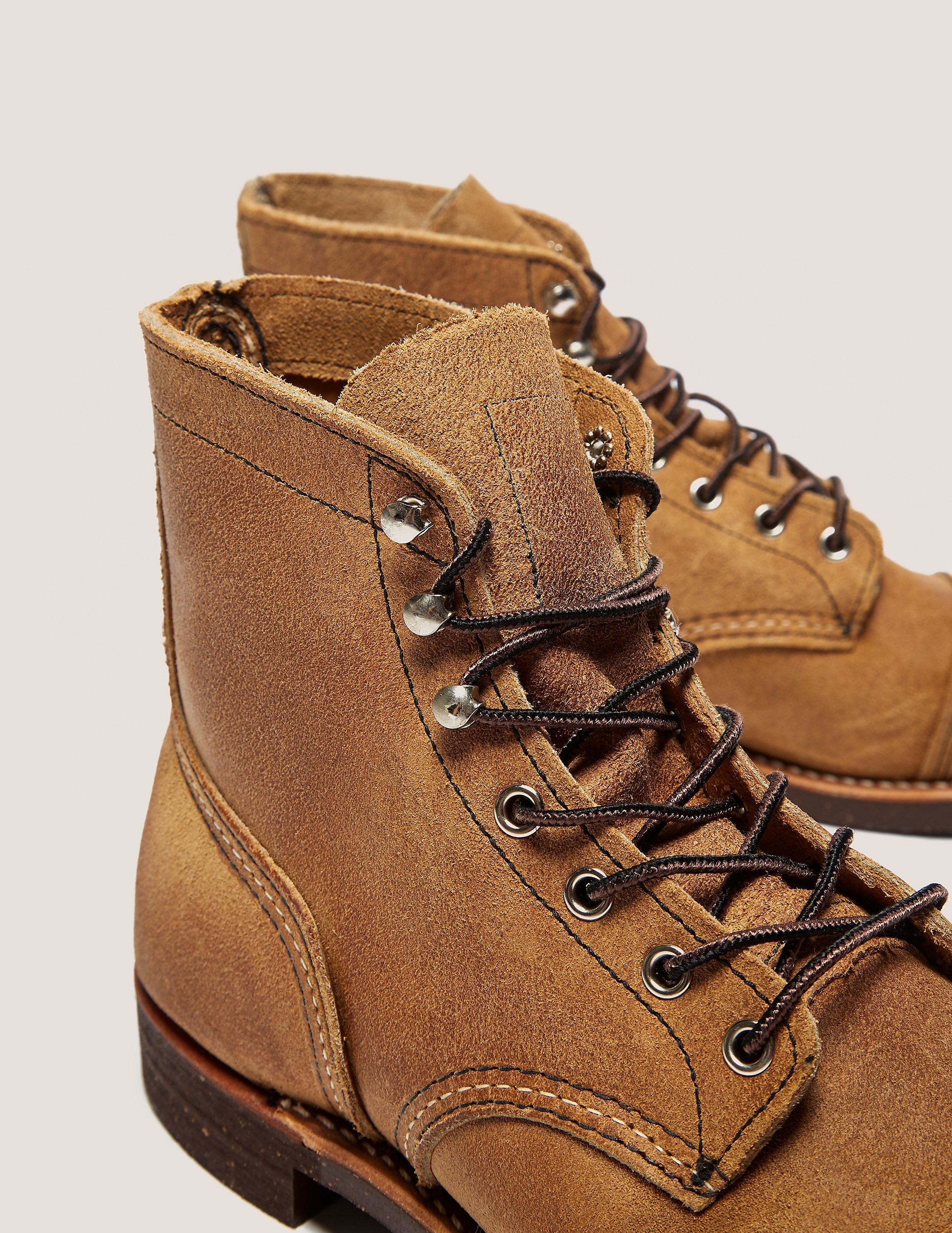 "Red Wing 6"" Iron Ranger"