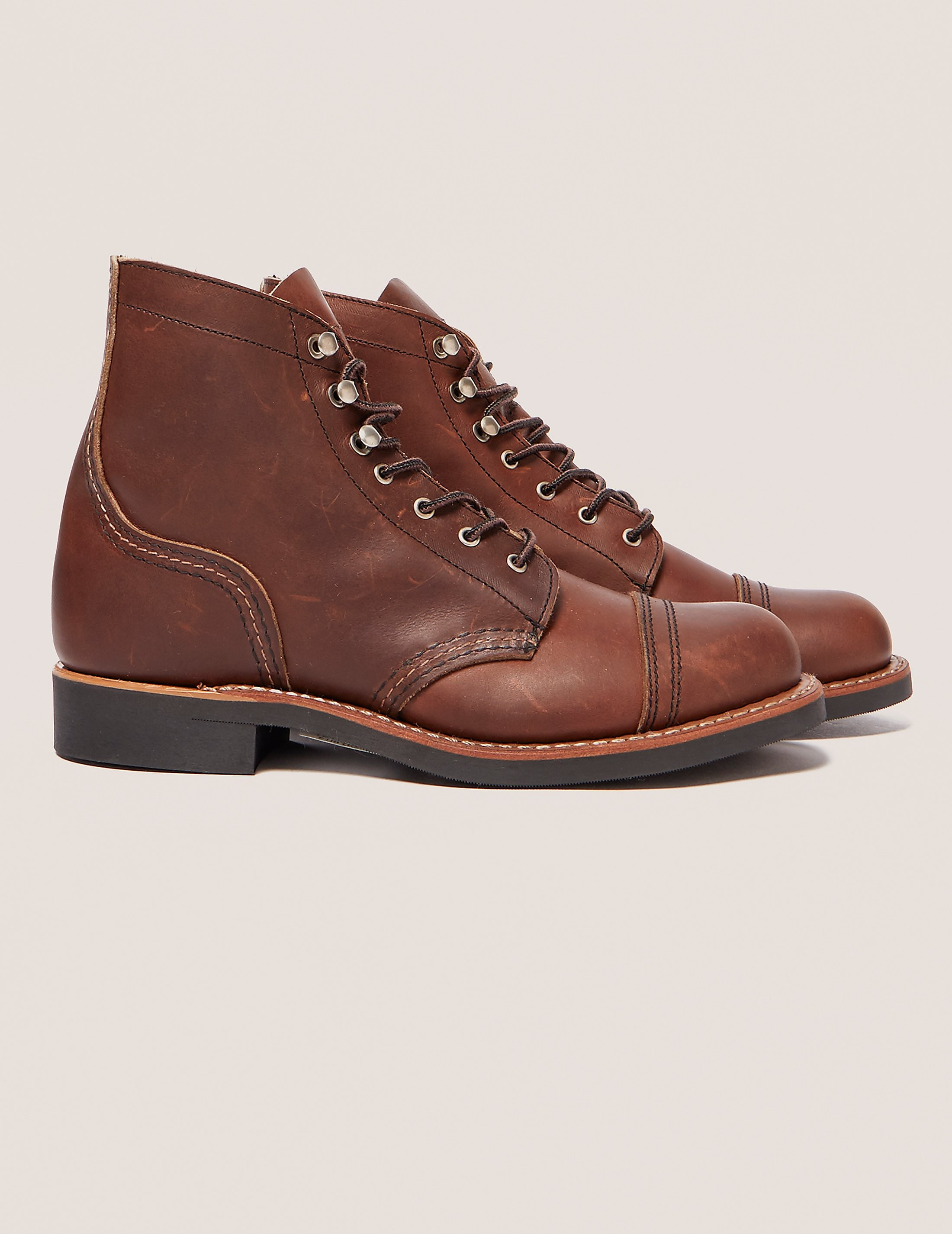 Red Wing Iron Ranger Boots