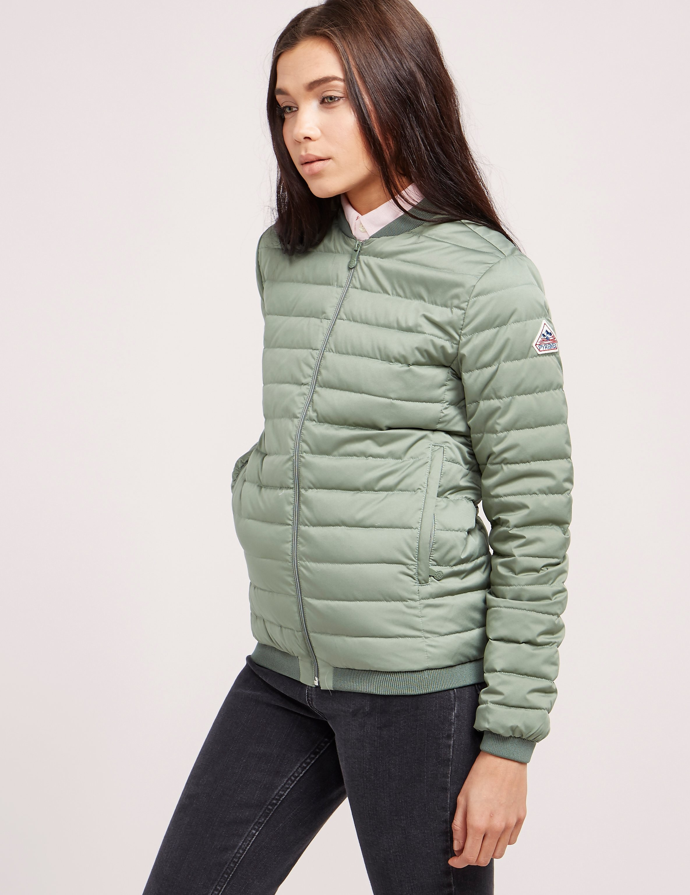 Pyrenex Sharay Padded Bomber Jacket
