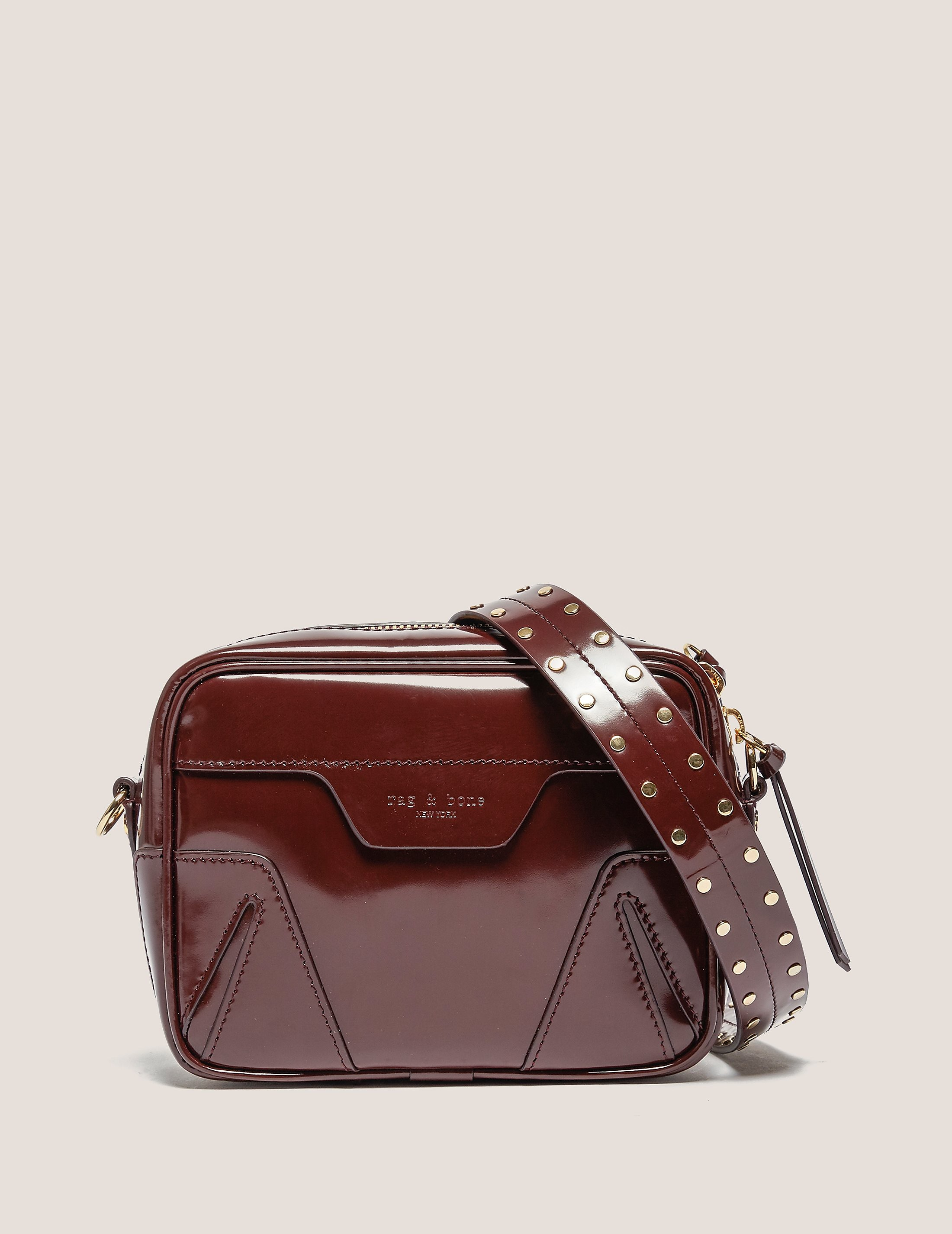 RAG AND BONE Mini Flight Camera Bag