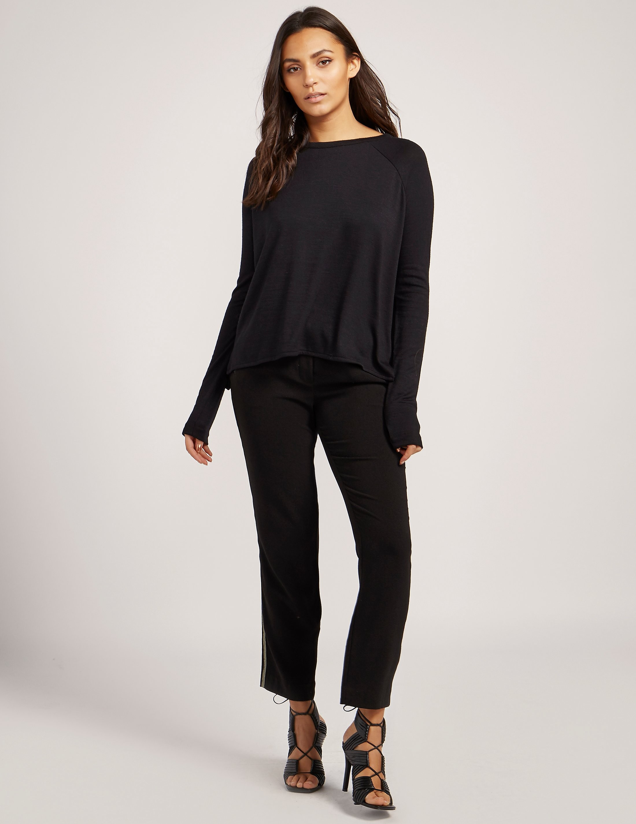 Rag & Bone Camden Long Sleeve T-Shirt