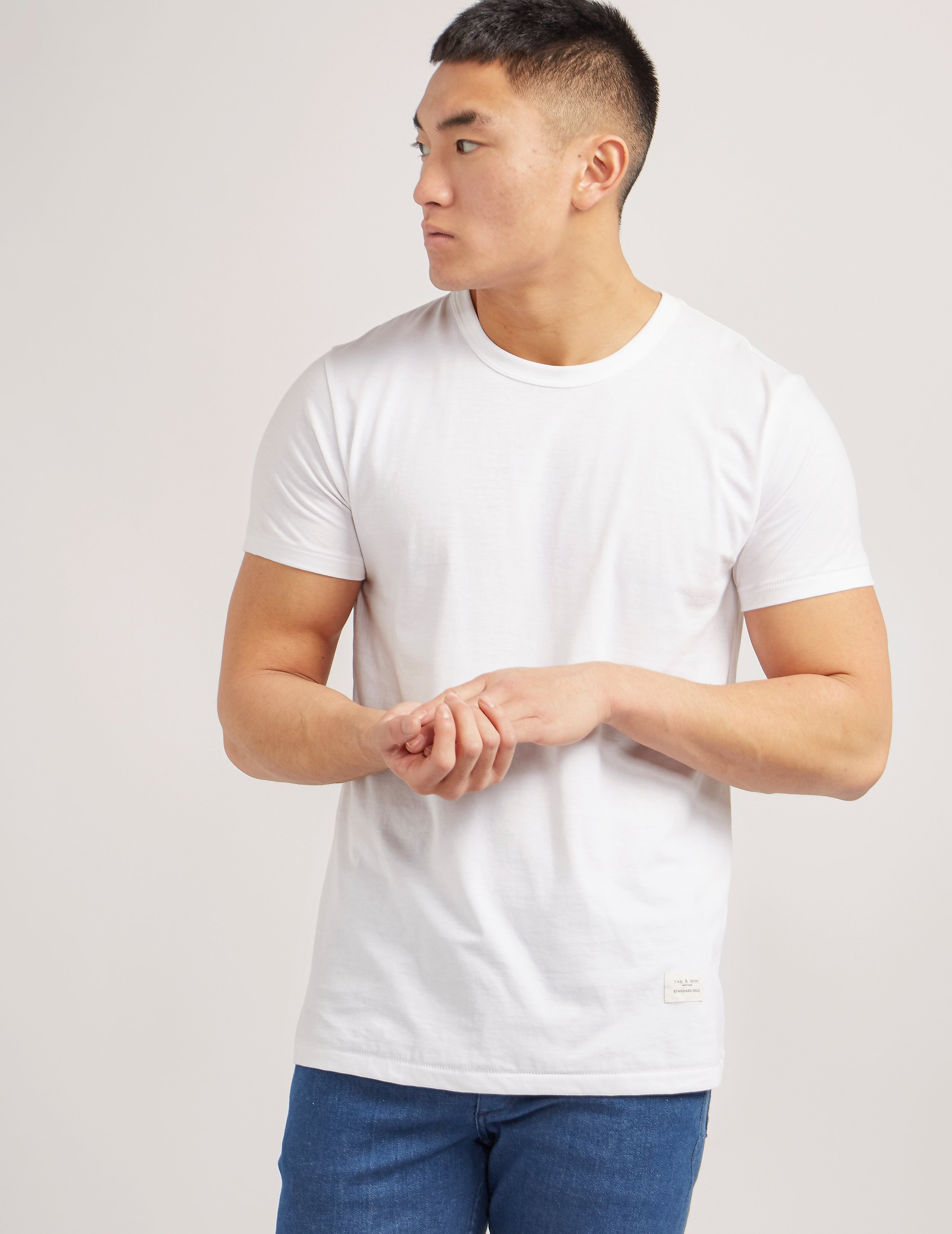 Rag & Bone Crew Neck T-Shirt