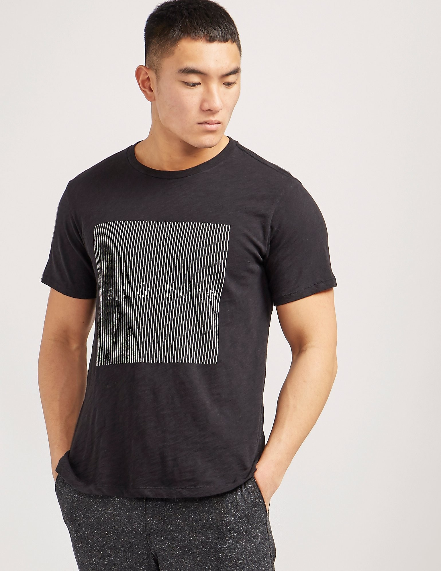 Rag & Bone Short Sleeve Logo T-Shirt
