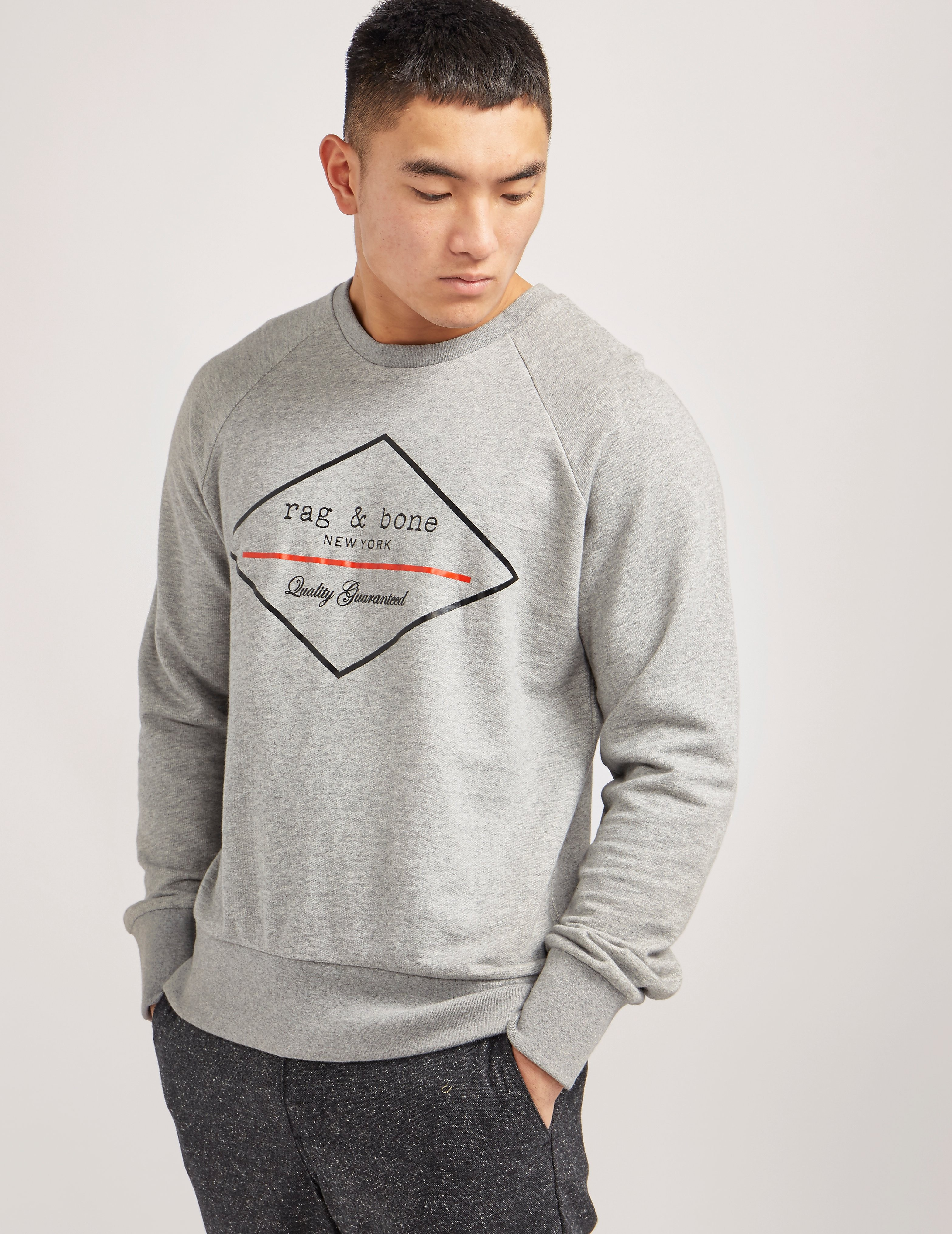 Rag & Bone Diamond Sweatshirt