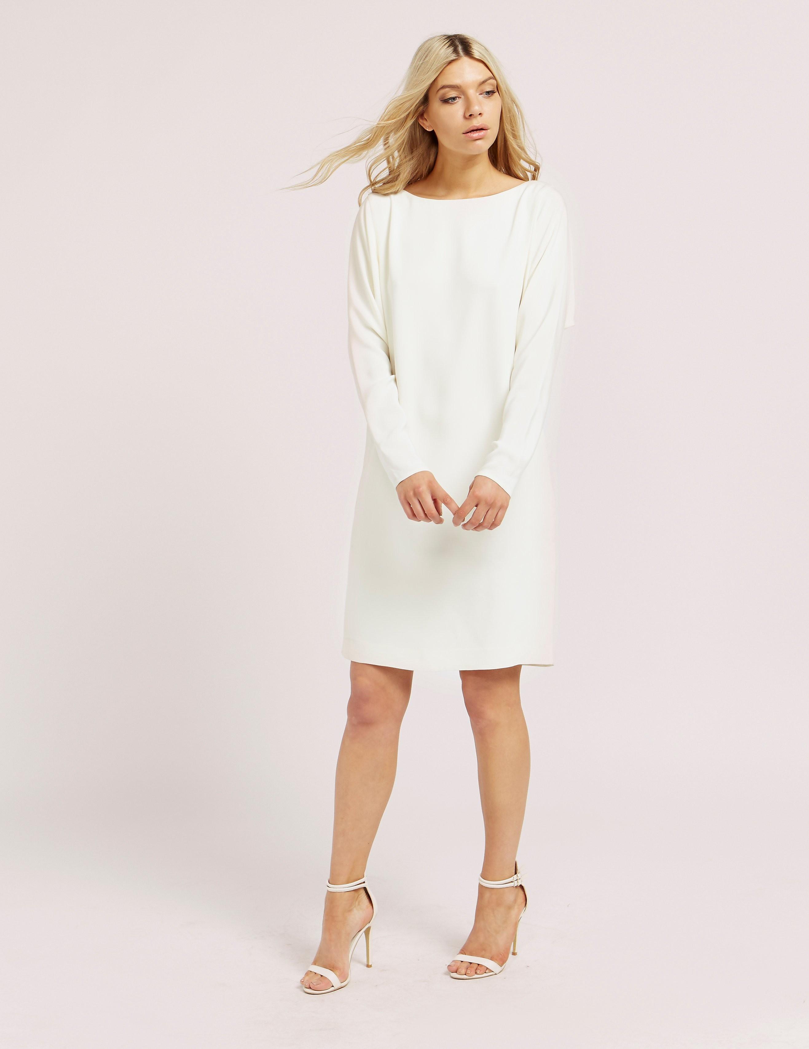Polo Ralph Lauren Long Sleeve Shift Dress