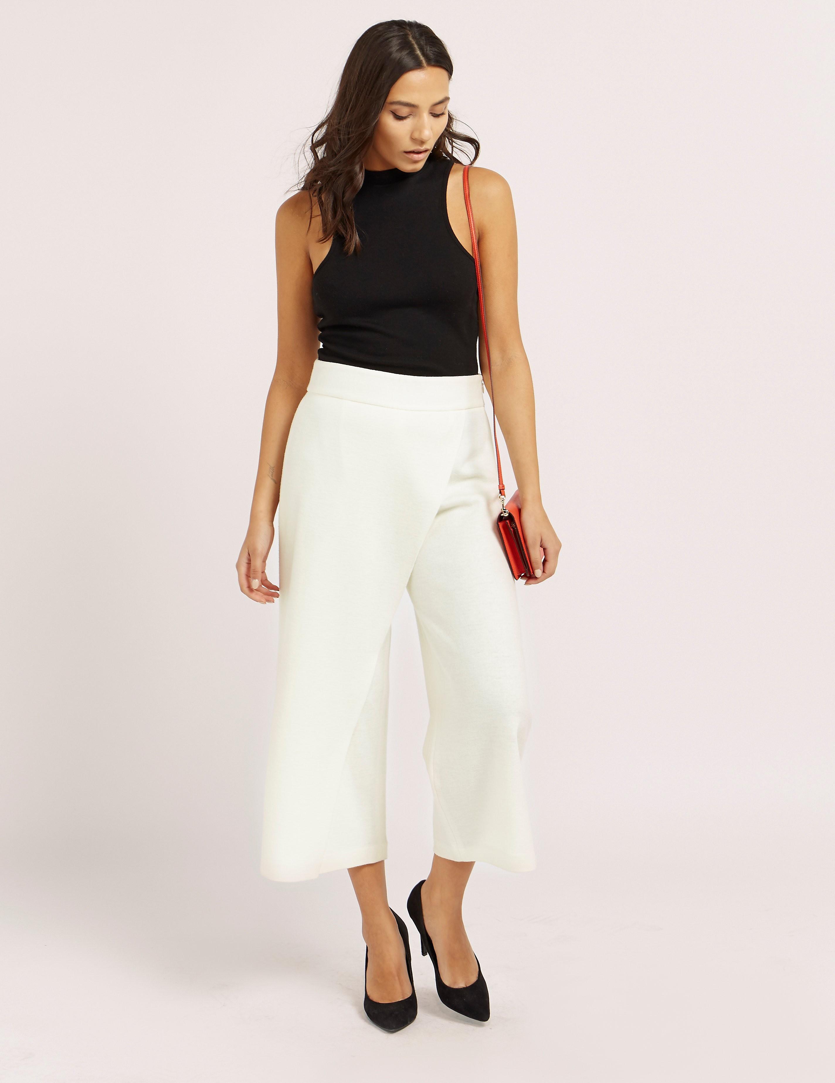 Polo Ralph Lauren Asymmetrical Trousers
