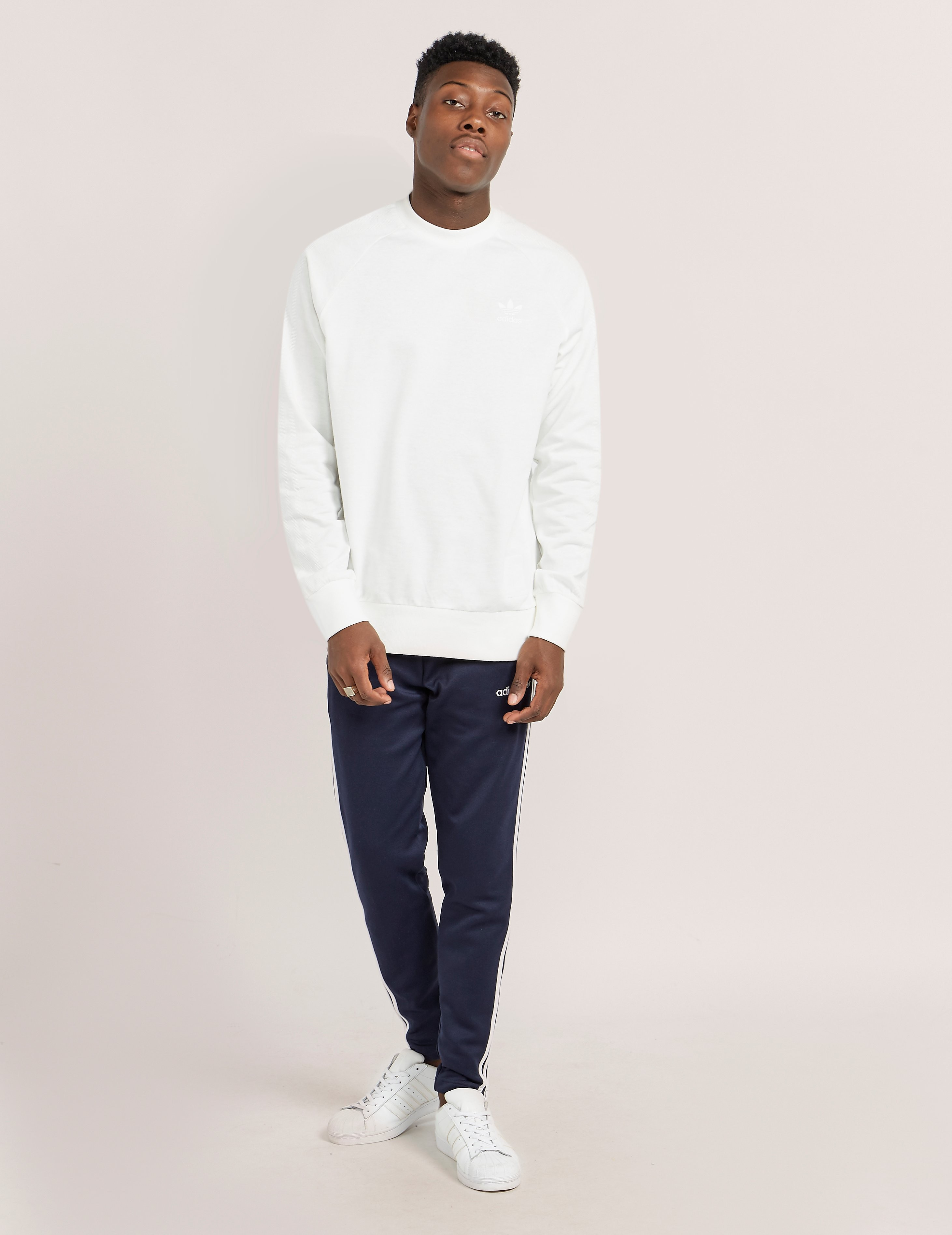 adidas Originals Deluxe Crew Sweatshirt
