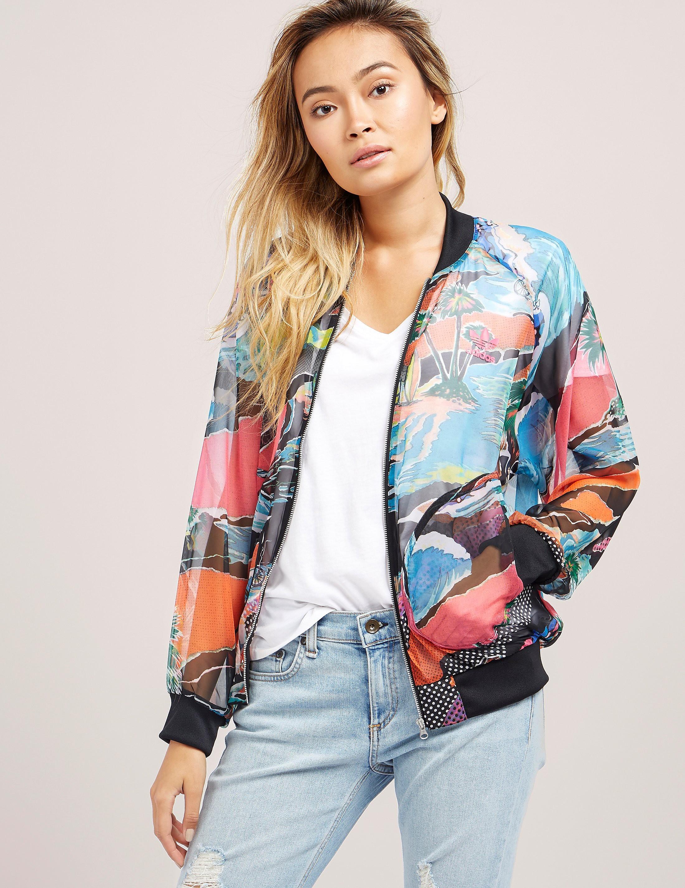 adidas Originals LA Bomber Jacket