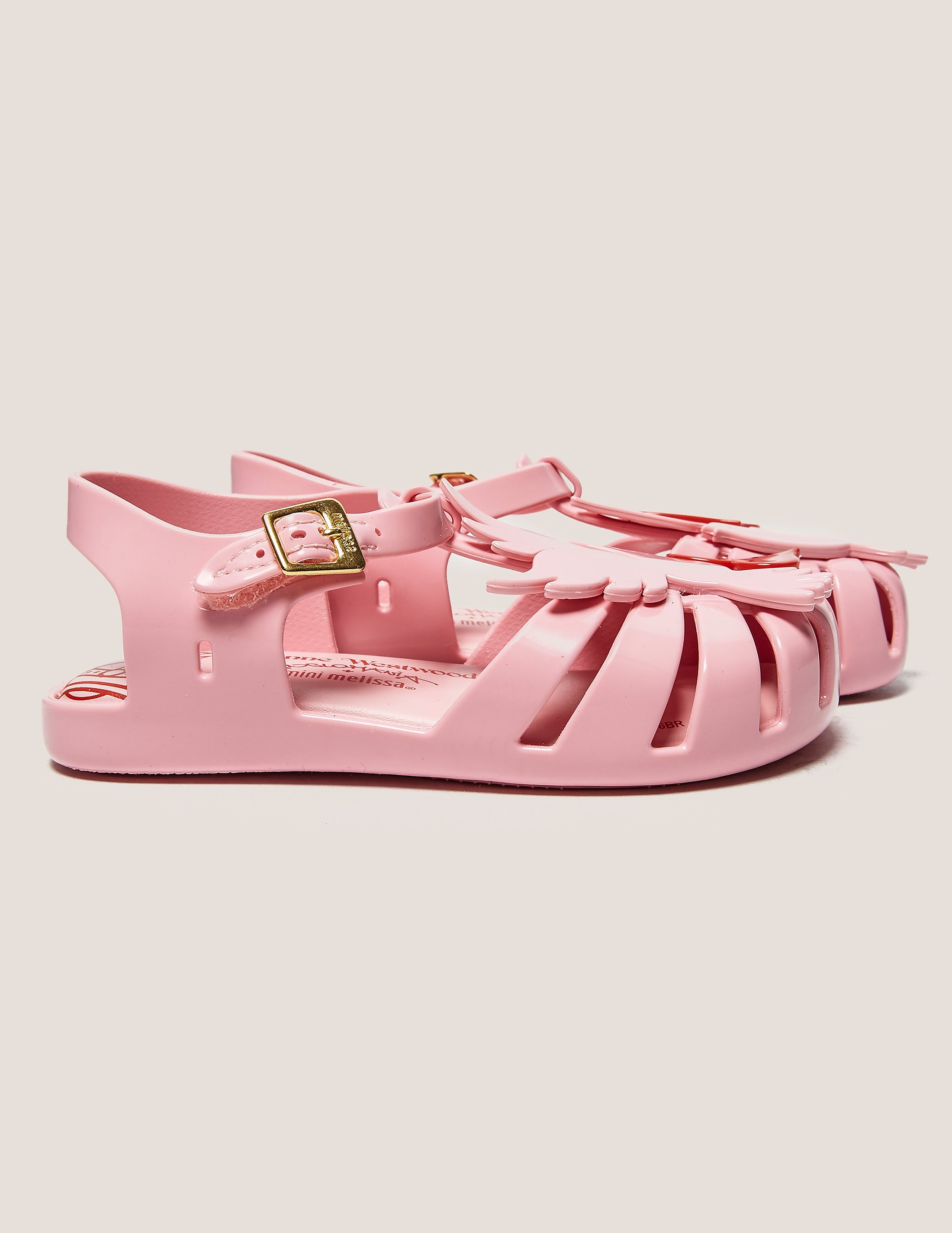 Melissa Mini Dove Sandals
