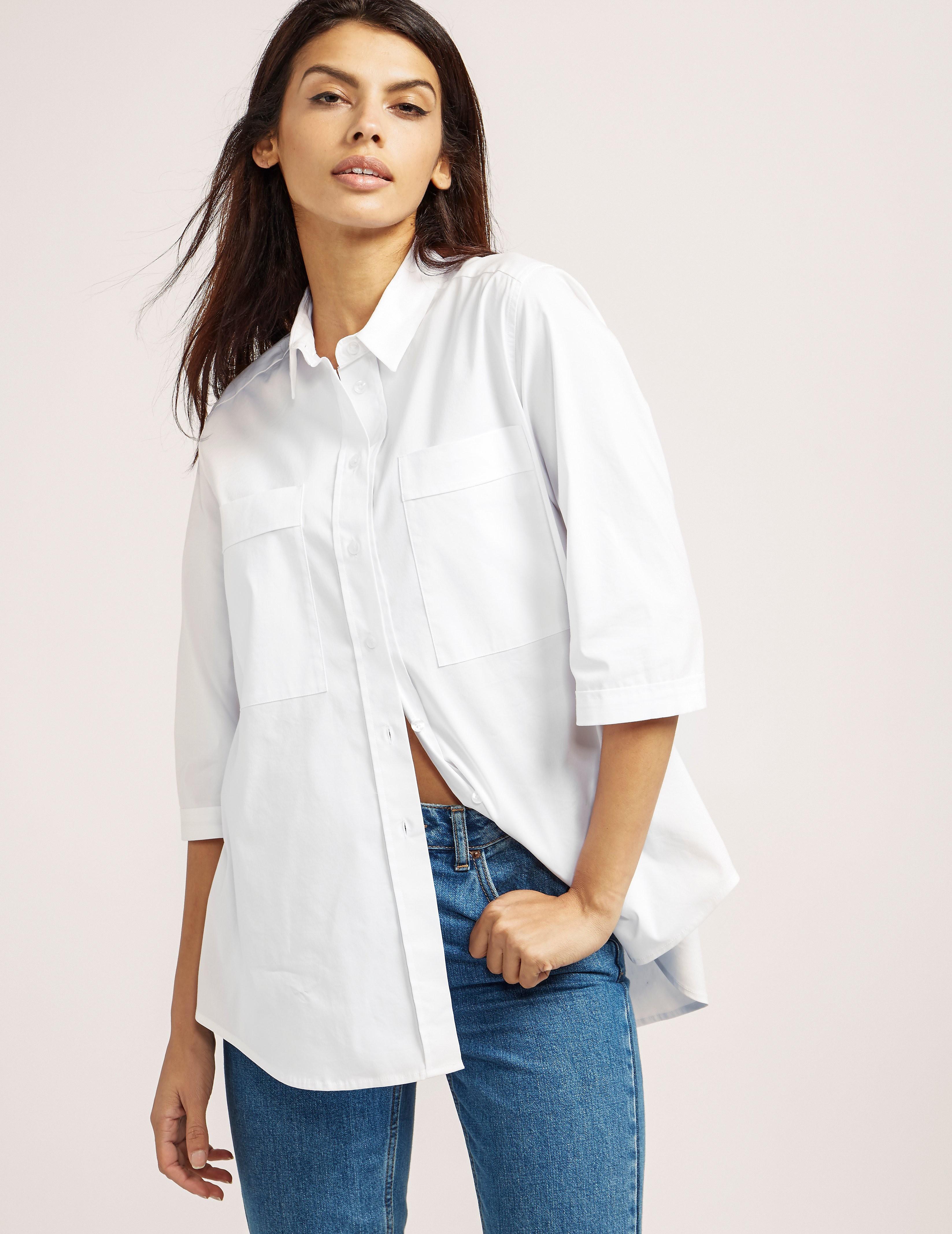 Armani Jeans 3/4 Sleeve Shirt