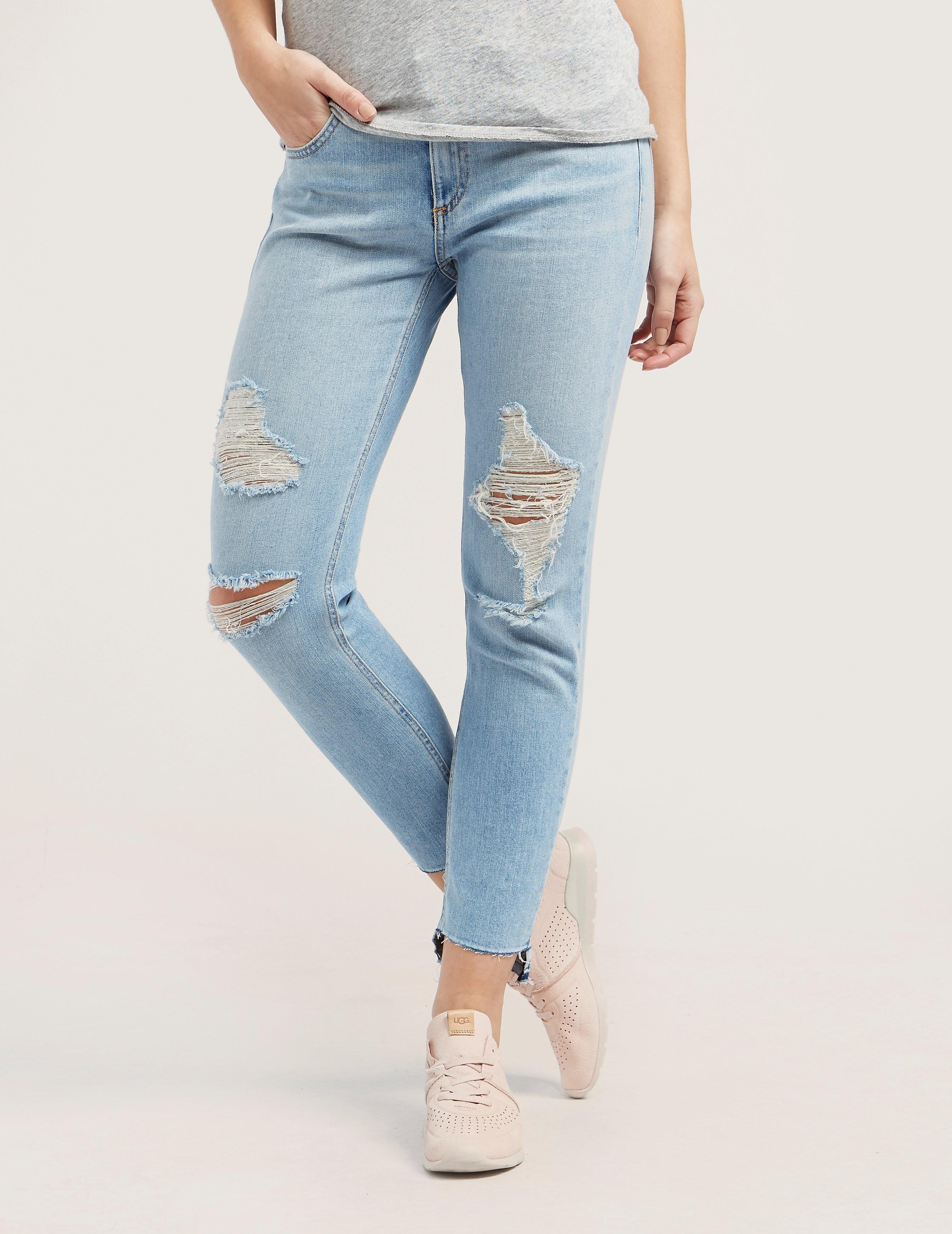 Rag & Bone Dre Caprl Jeans