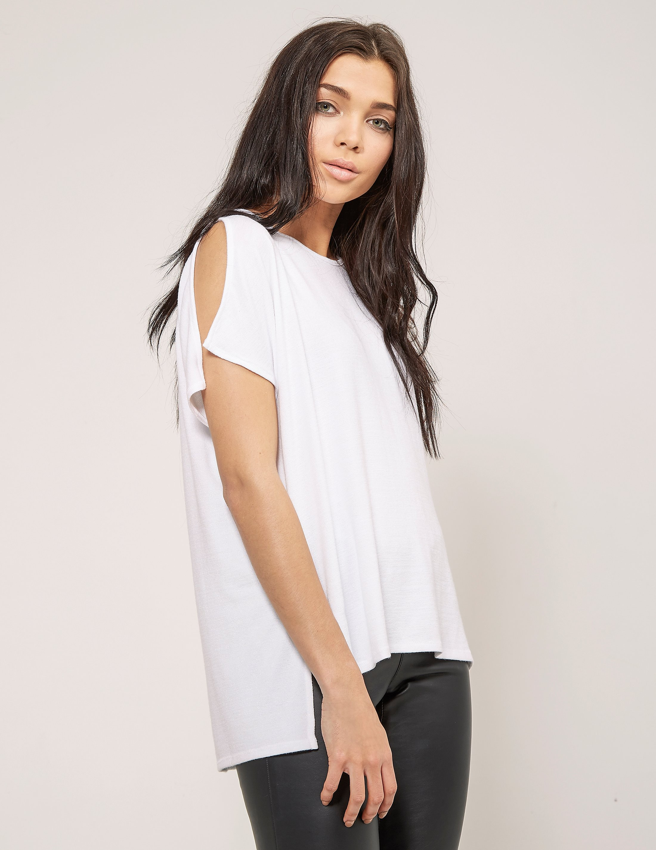 Rag & Bone Mia Short Sleeve T-Shirt