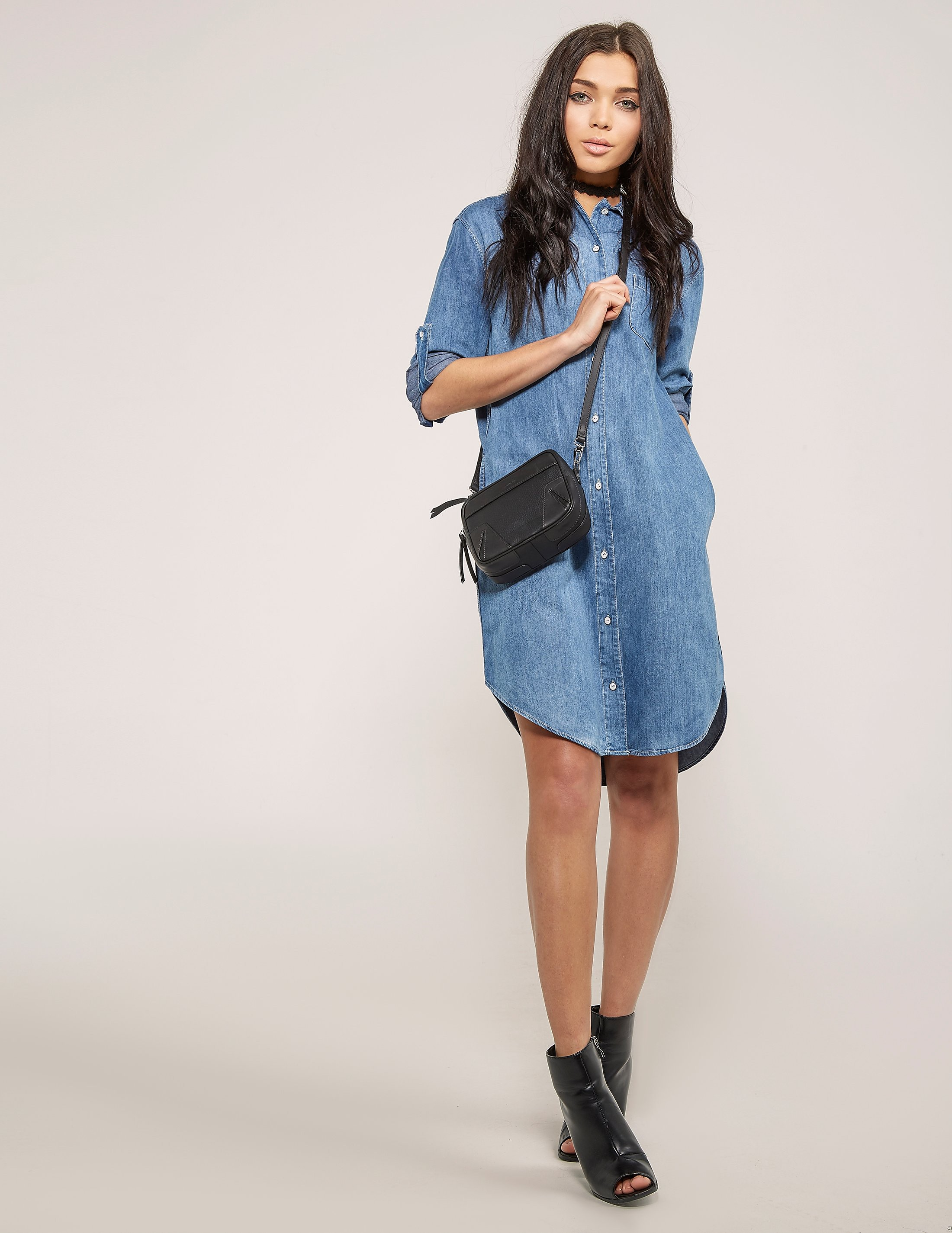 Rag & Bone Shirt Dress