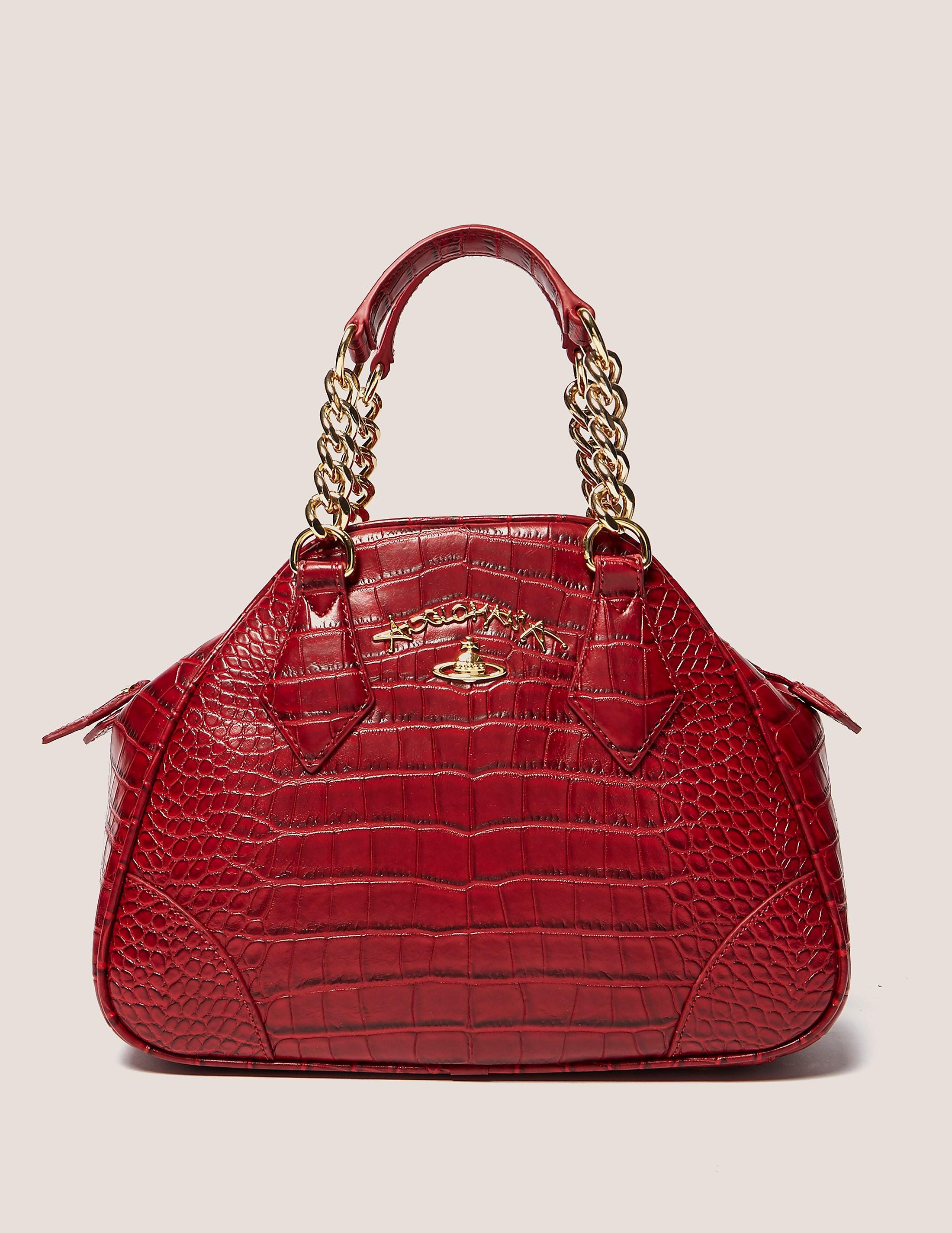 Vivienne Westwood Anglomania Dorset Crocodile Bag