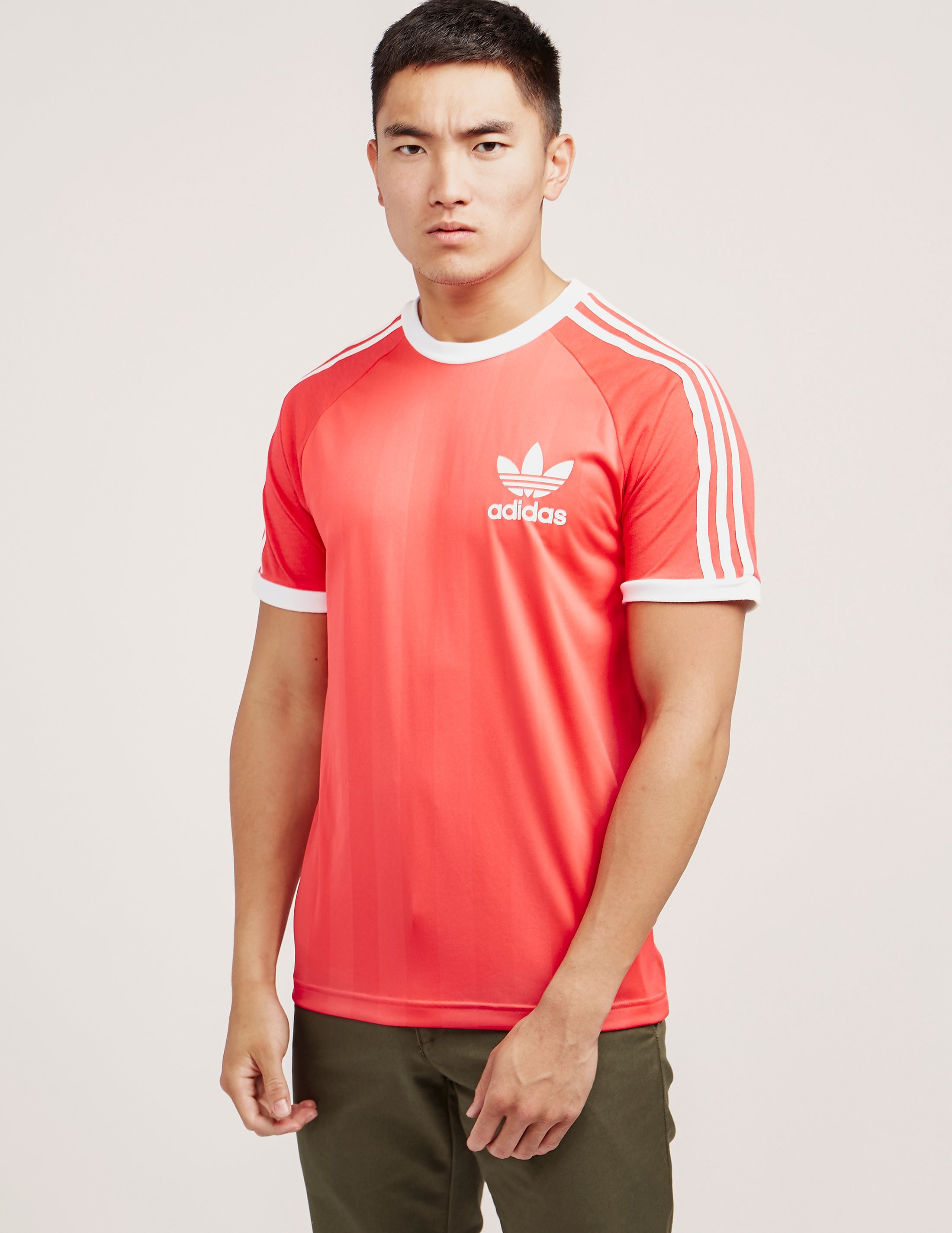 adidas Originals California Trefoil Short Sleeve T-Shirt