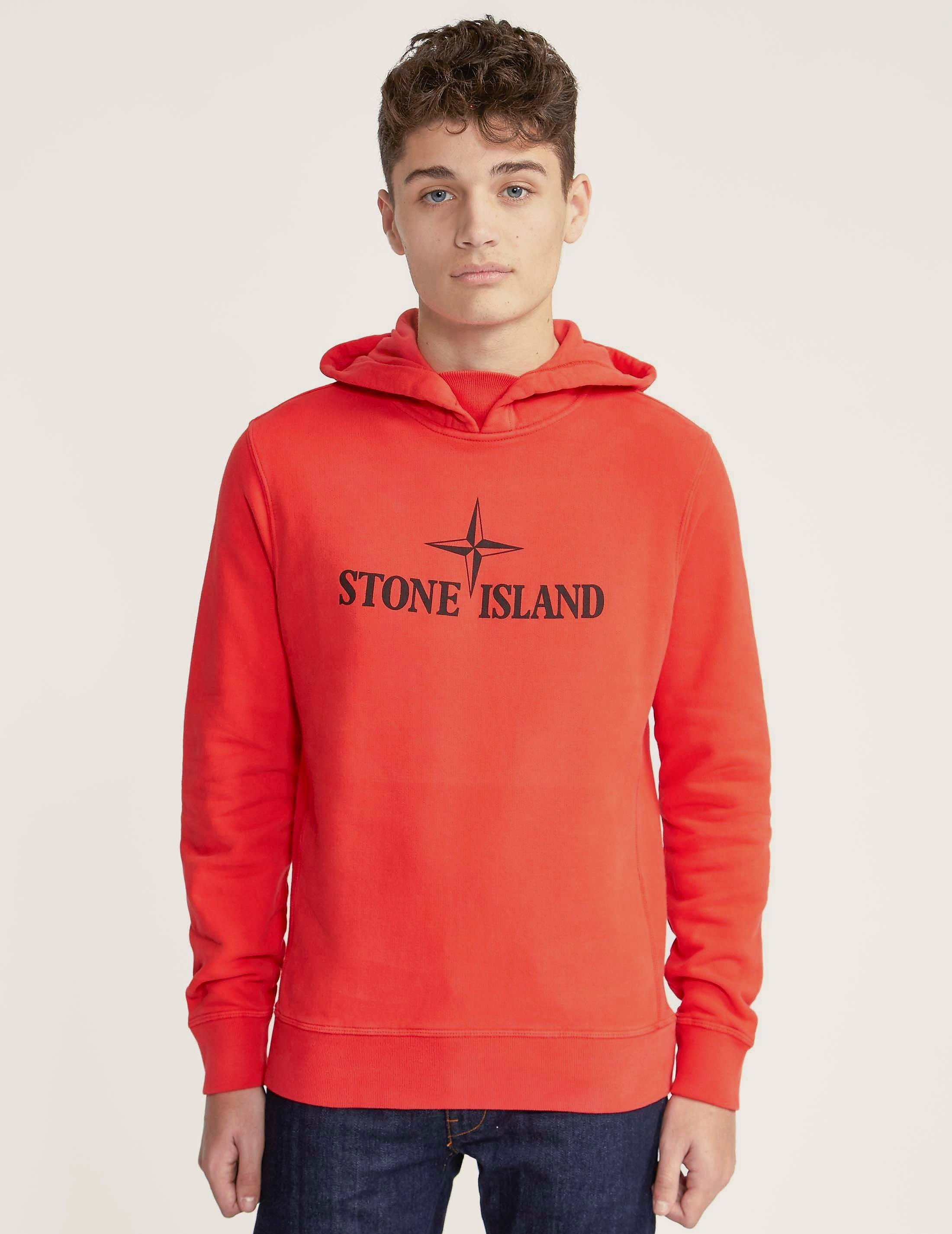 Stone Island Fleece Hoodie