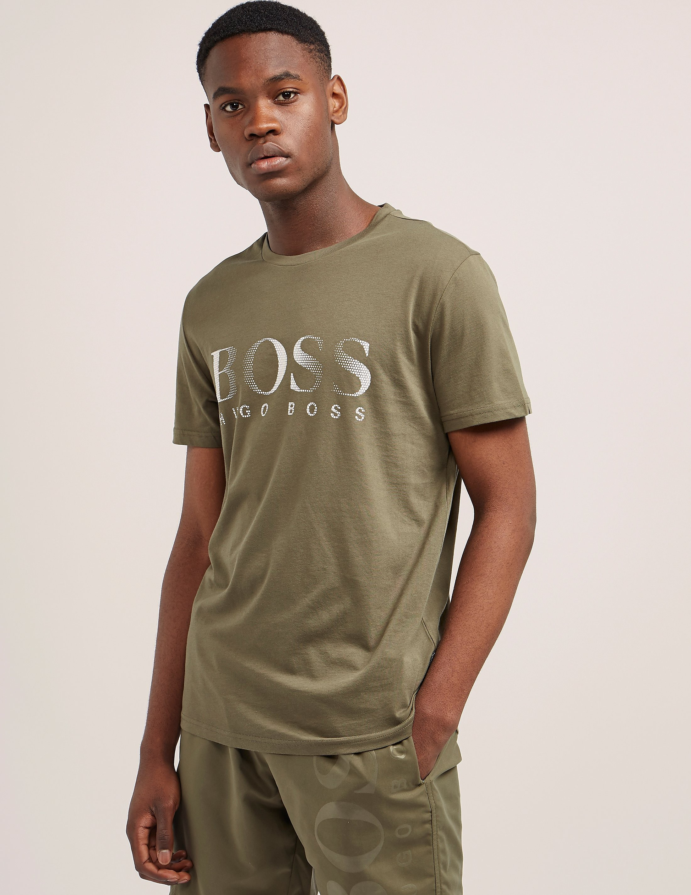 BOSS UV Short Sleeve T-Shirt