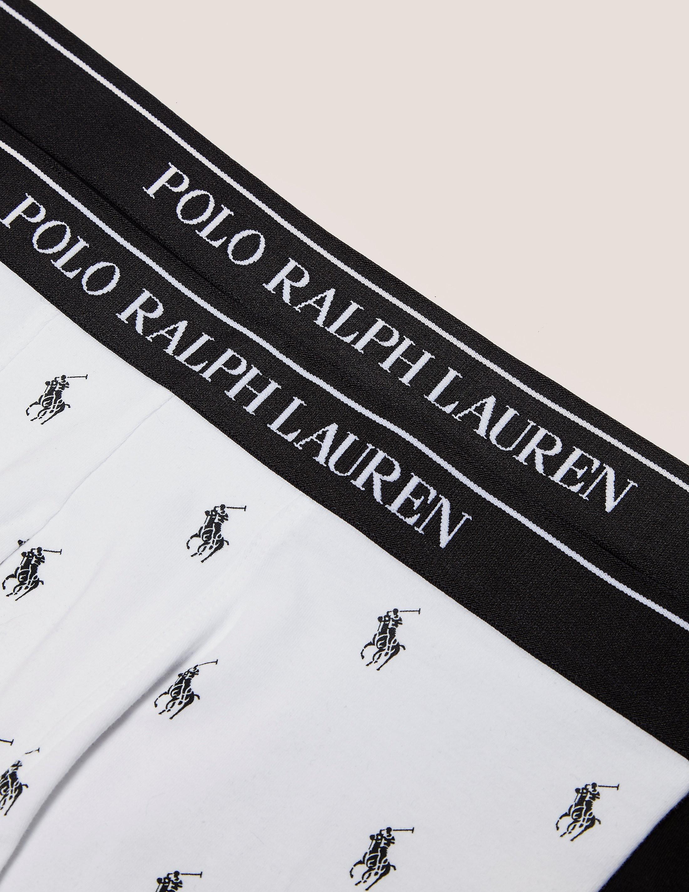 Polo Ralph Lauren AOP 2 Pack Boxer Shorts