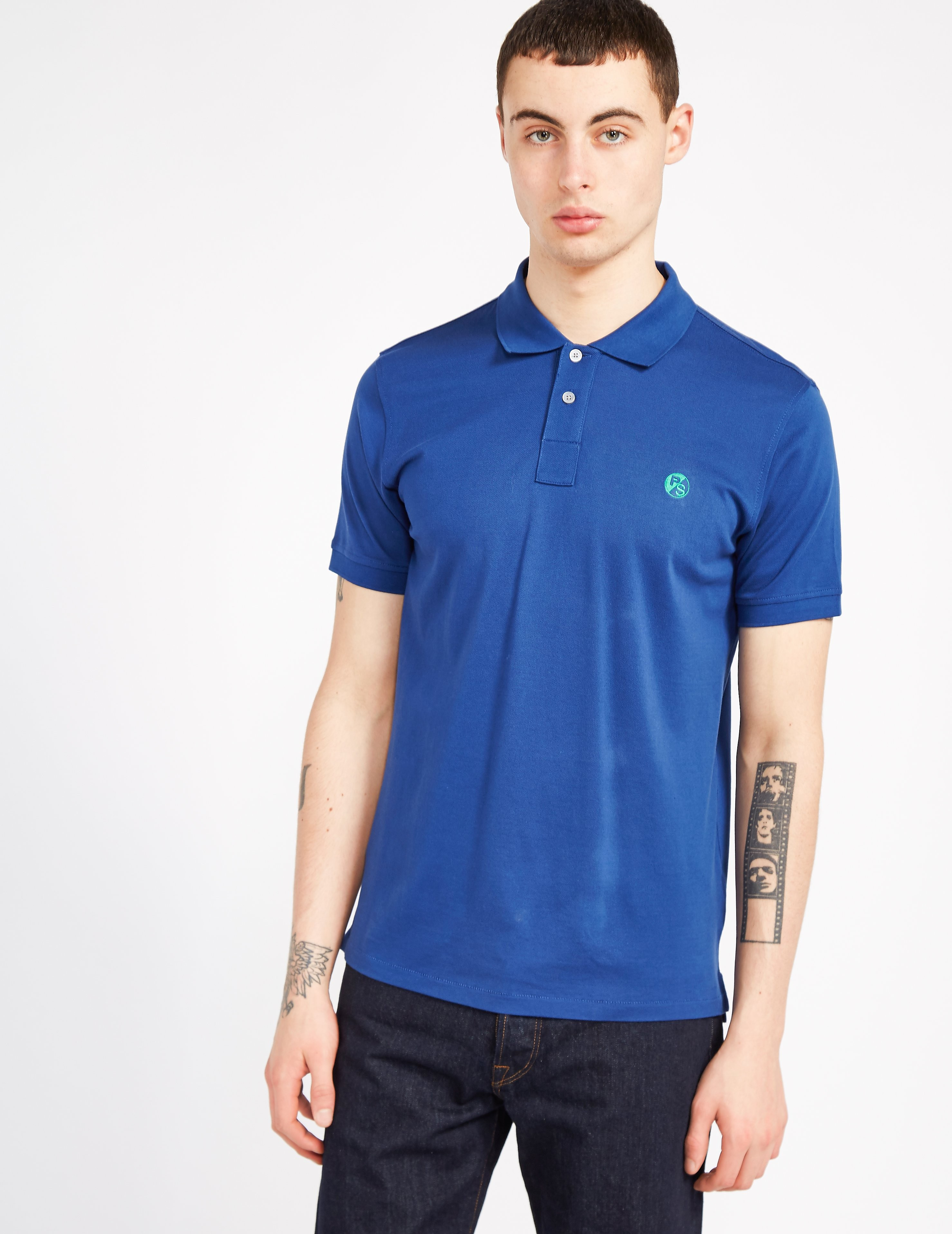 Paul Smith Logo Polo Shirt
