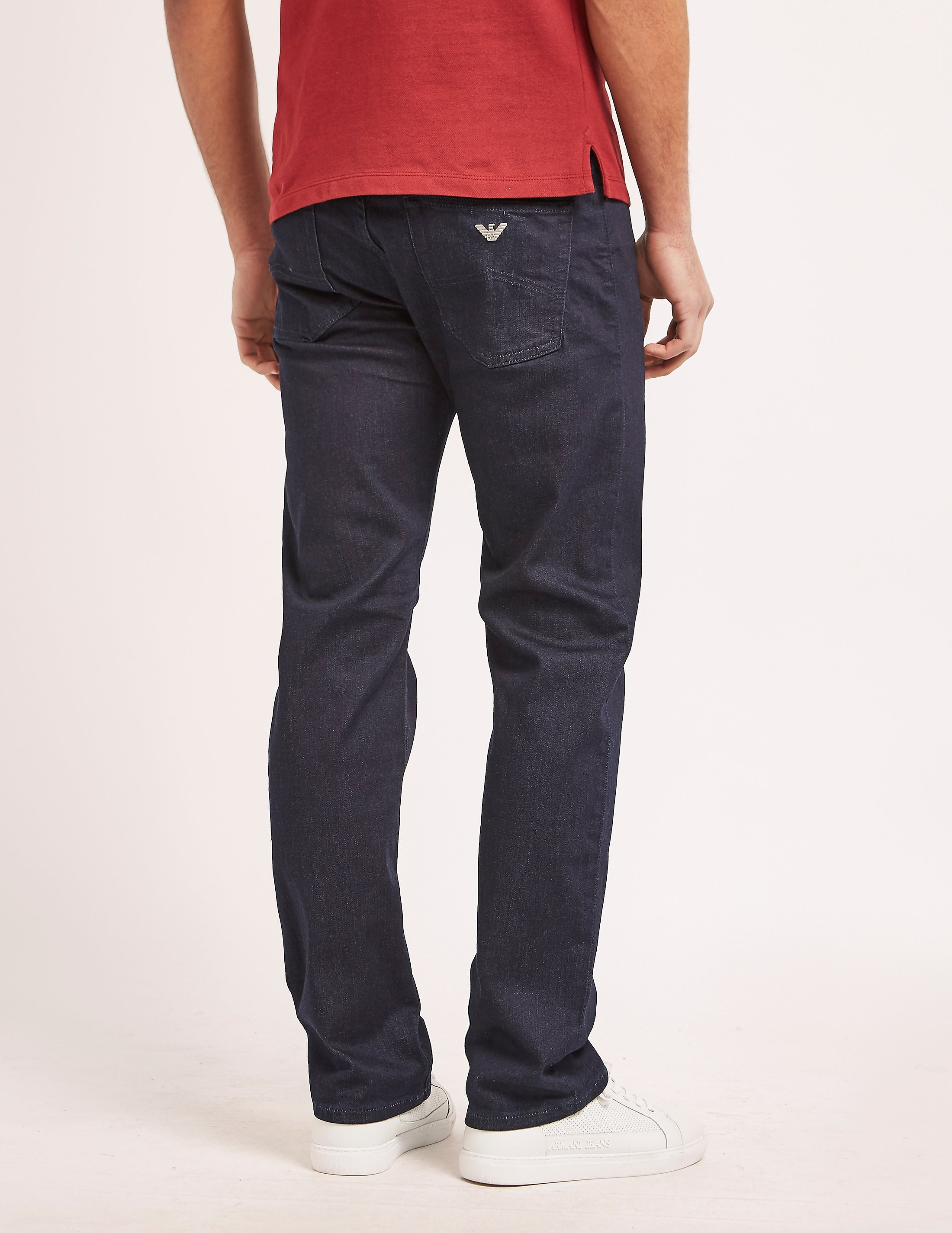 Armani Jeans J21 Regular Fit Jean