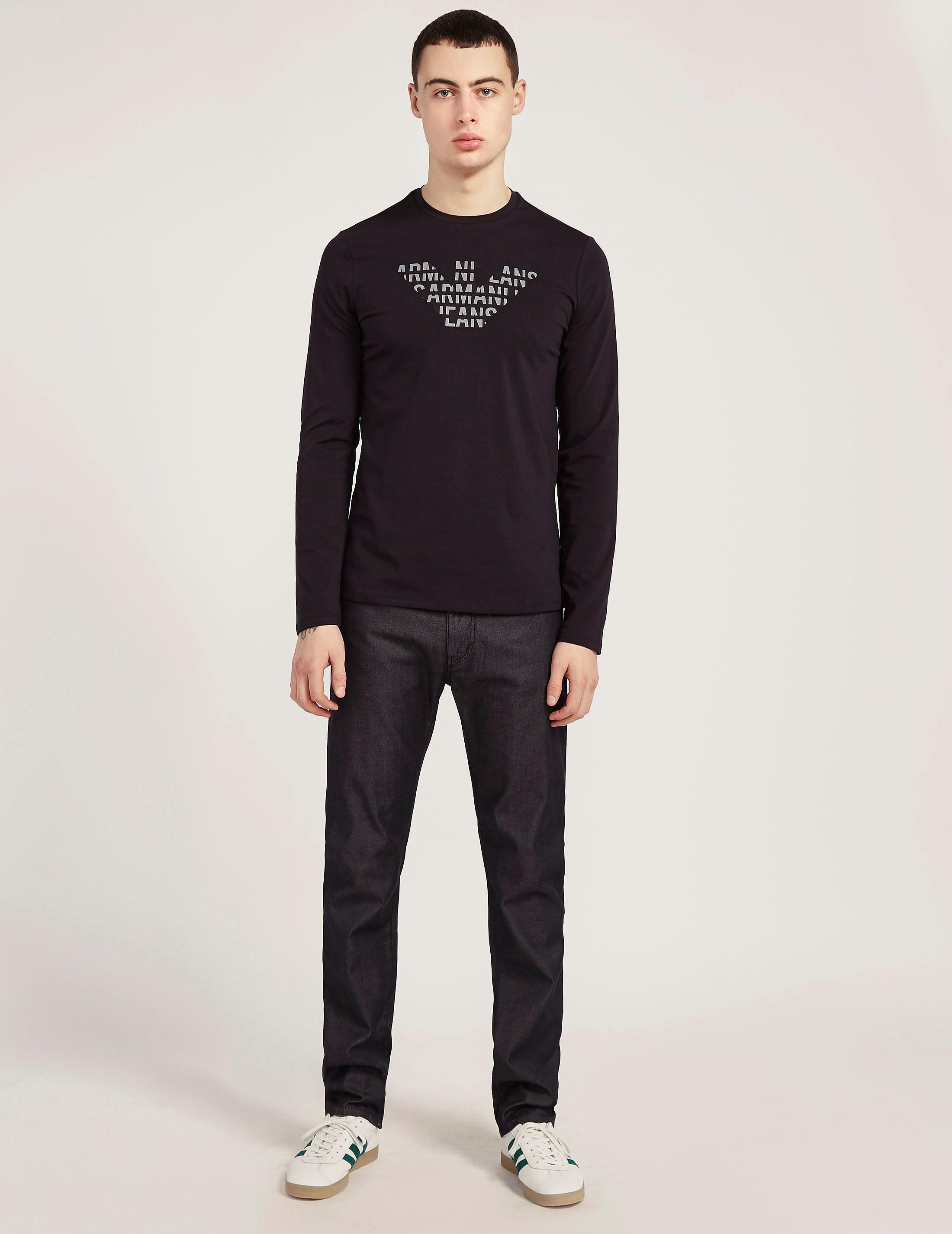 Armani Jeans Broken Eagle T-Shirt
