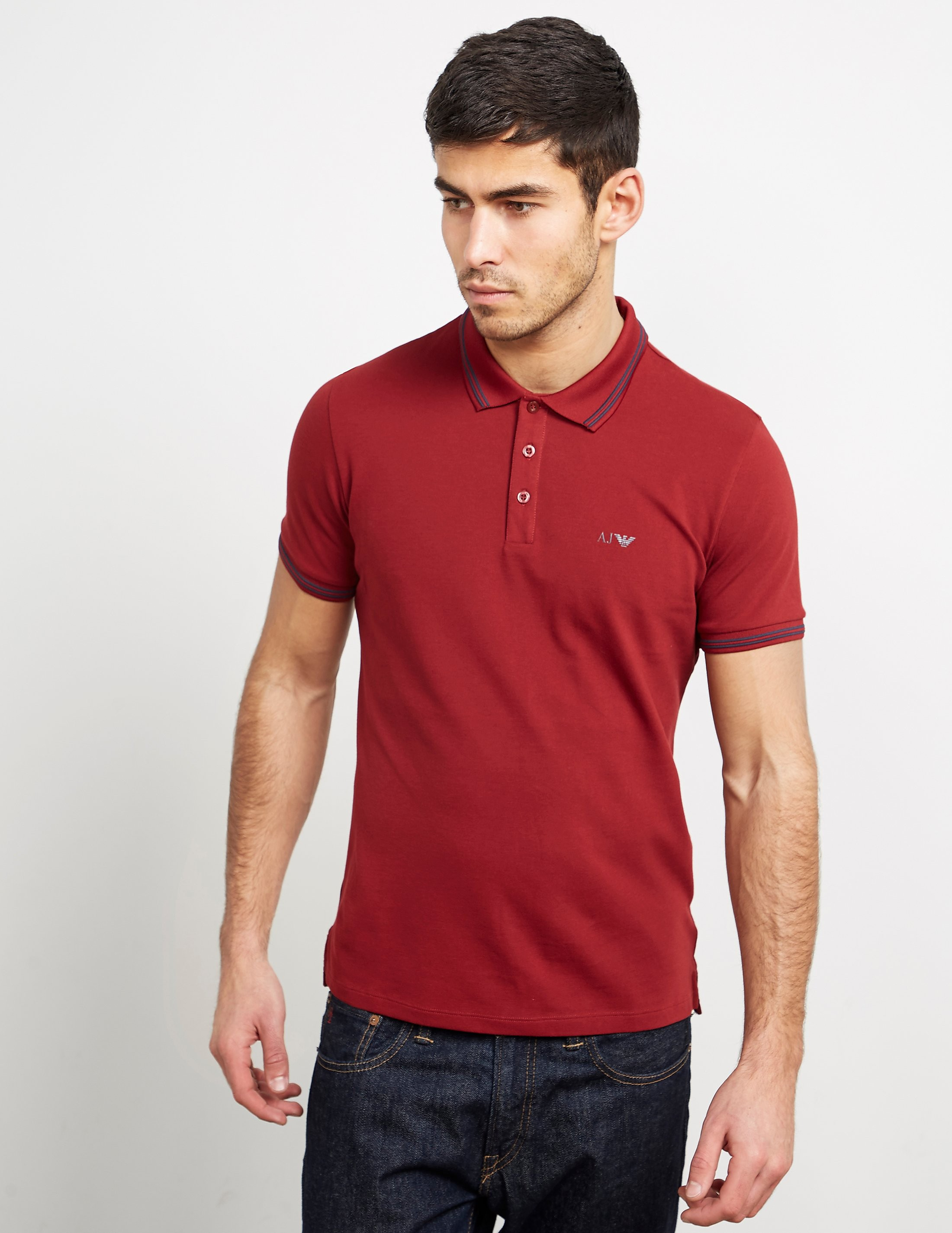 Armani Jeans Modern Fit Polo Shirt