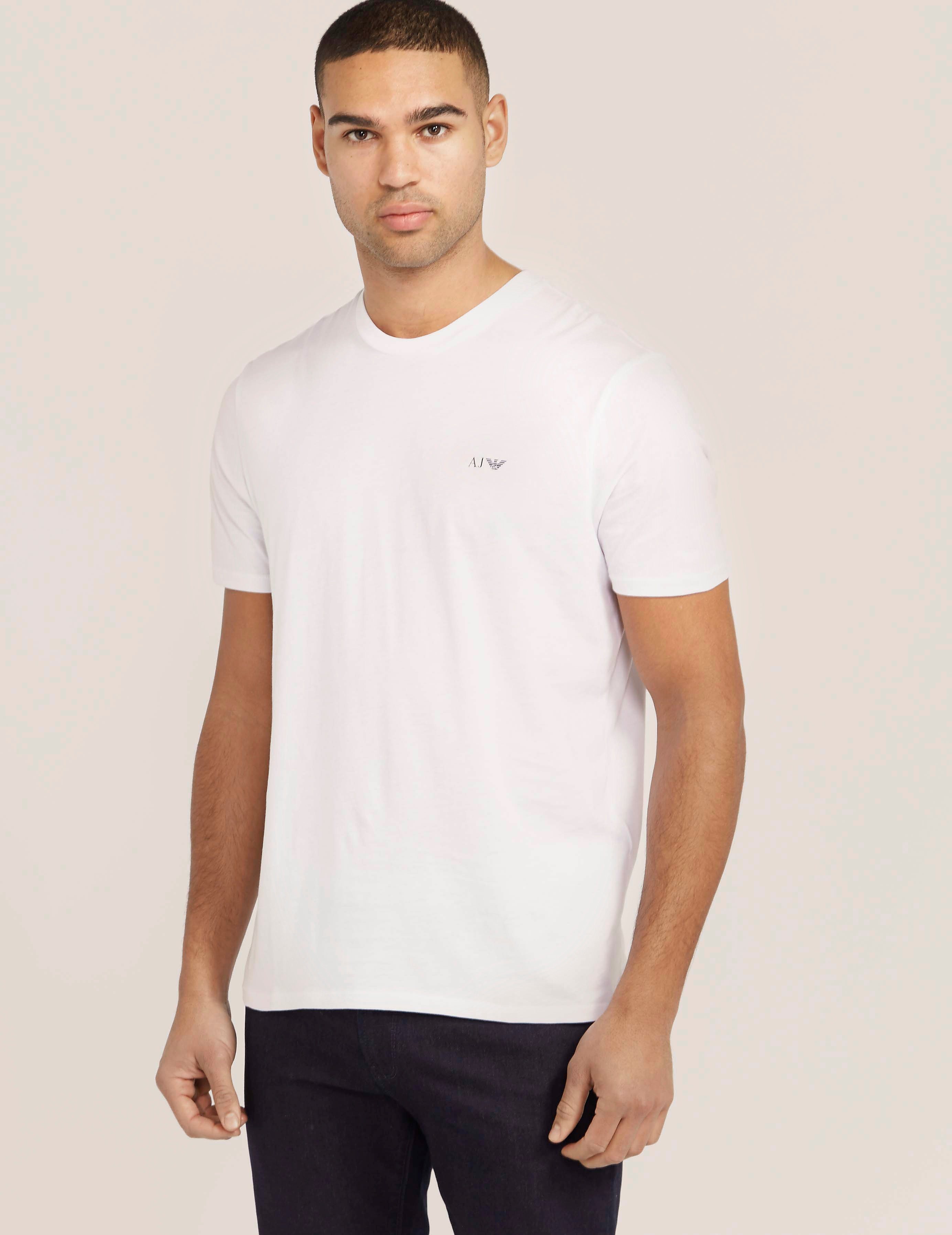 Armani Jeans Crew T-Shirt