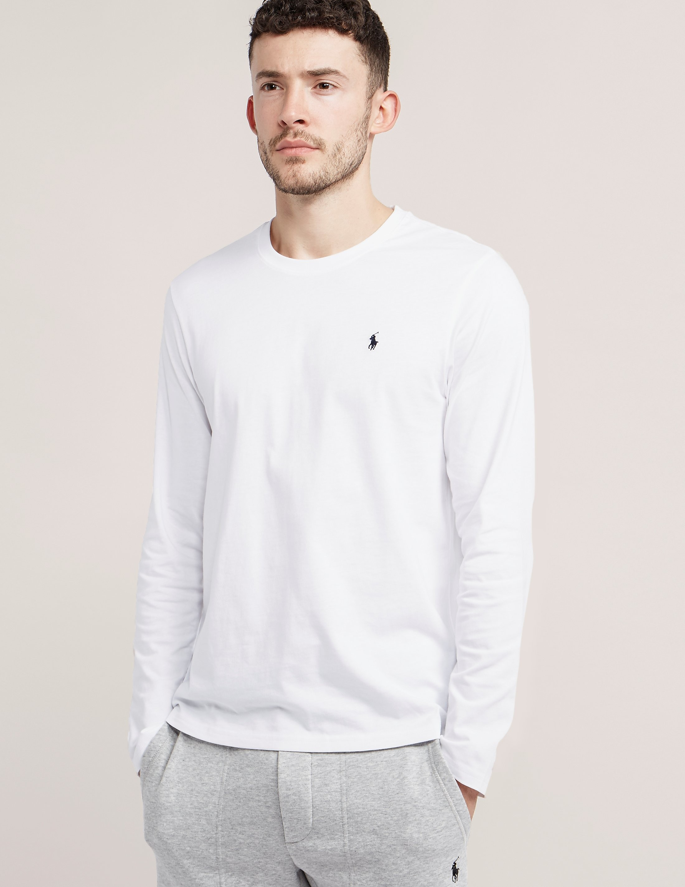 Polo Ralph Lauren Lounge Long Sleeve T-Shirt