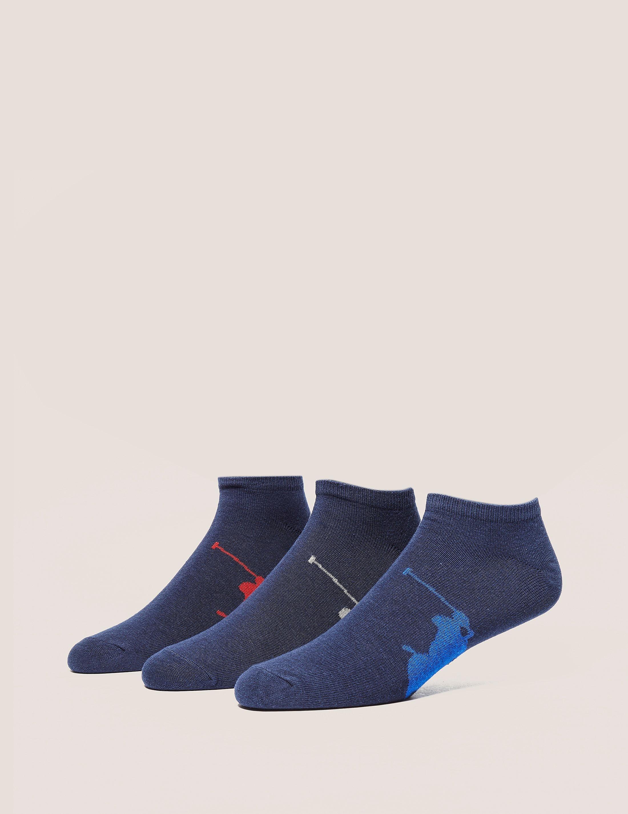 Polo Ralph Lauren 3 Pack Training Socks