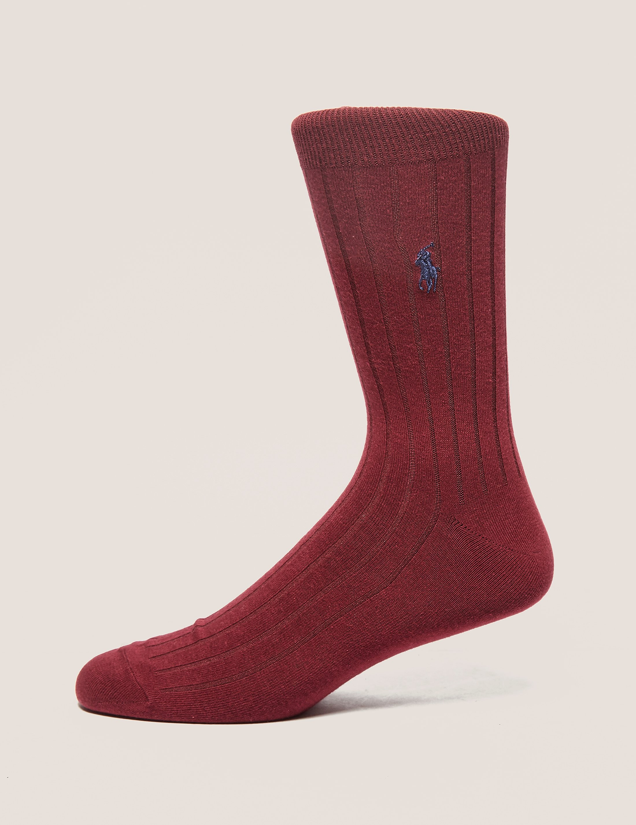 Polo Ralph Lauren Classic Cotton Crew Sock
