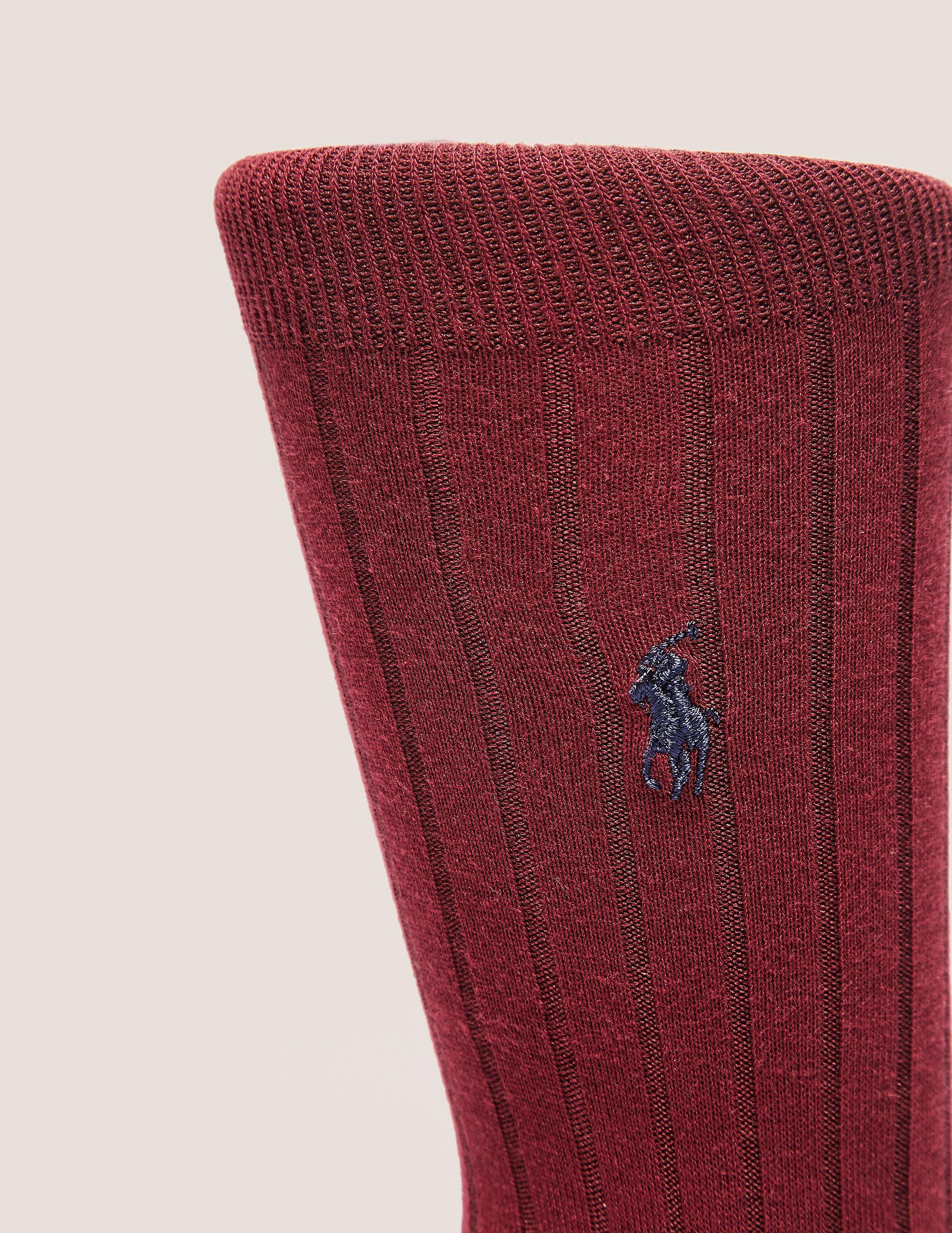 Polo Ralph Lauren Classic Cotton Crew Sock