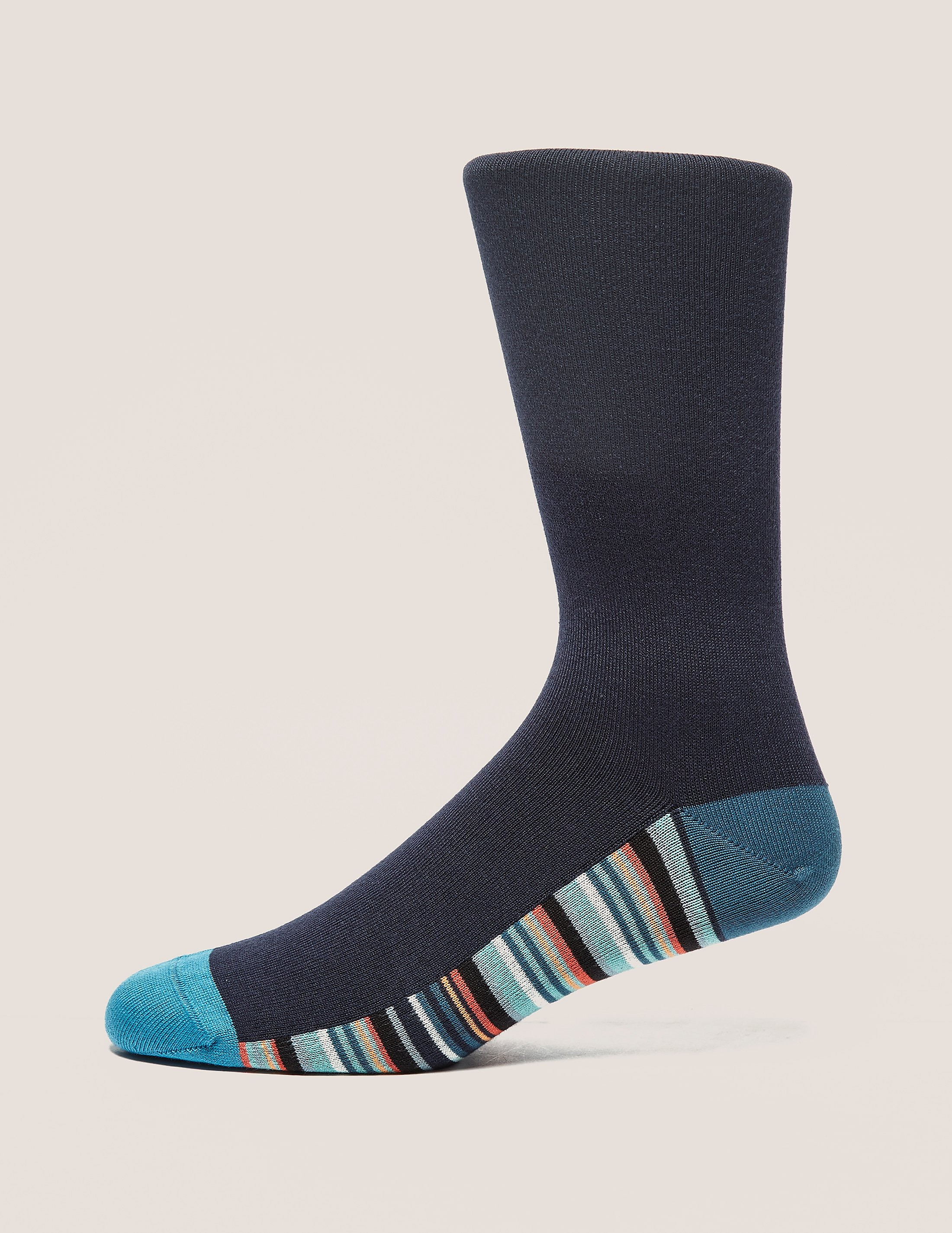 Paul Smith Stripe Sole Socks