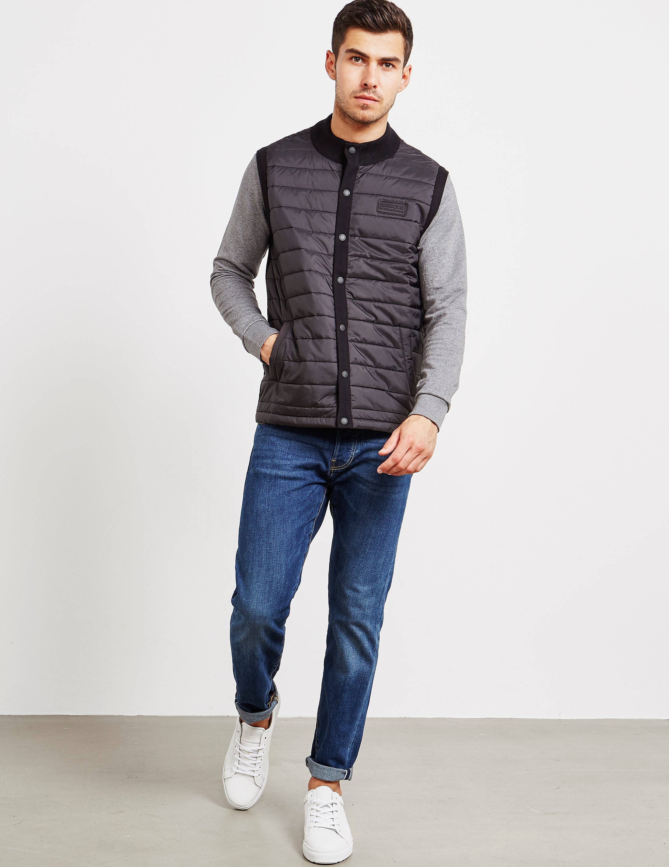 Barbour Baffle Quilted Gilet
