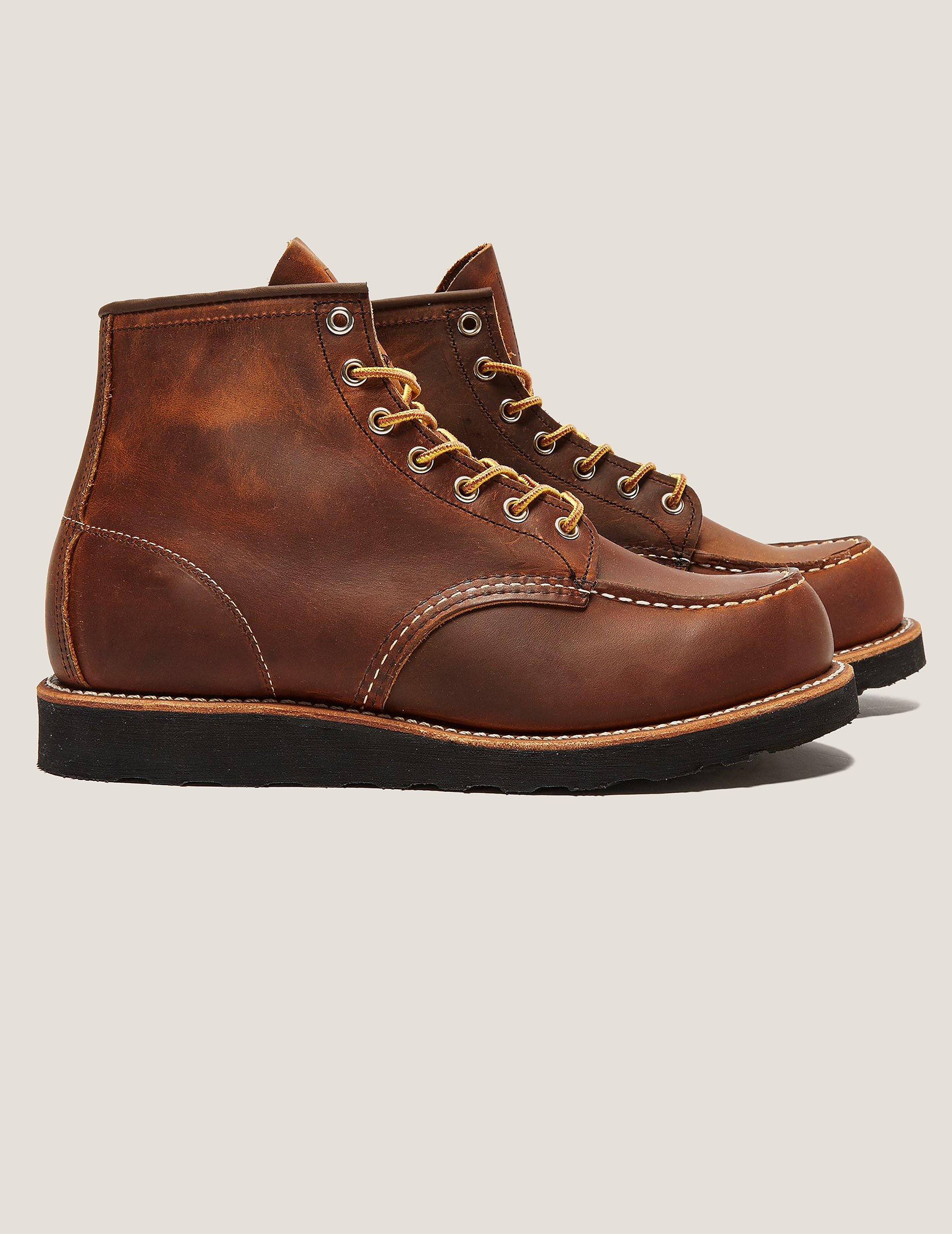 "Red Wing 6"" Moc Boot"