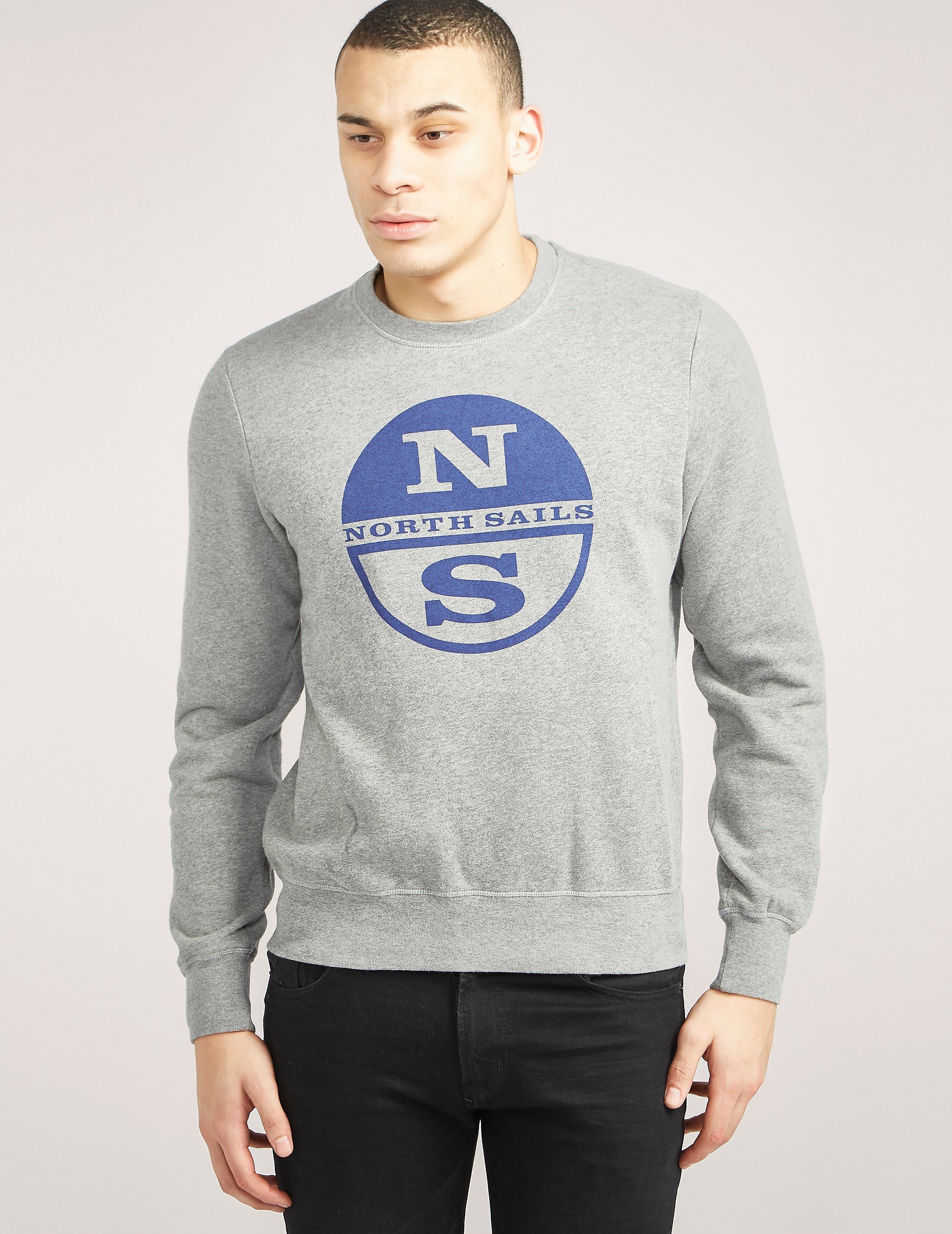 NORTH SAILS Ian Logo Sweatshirt