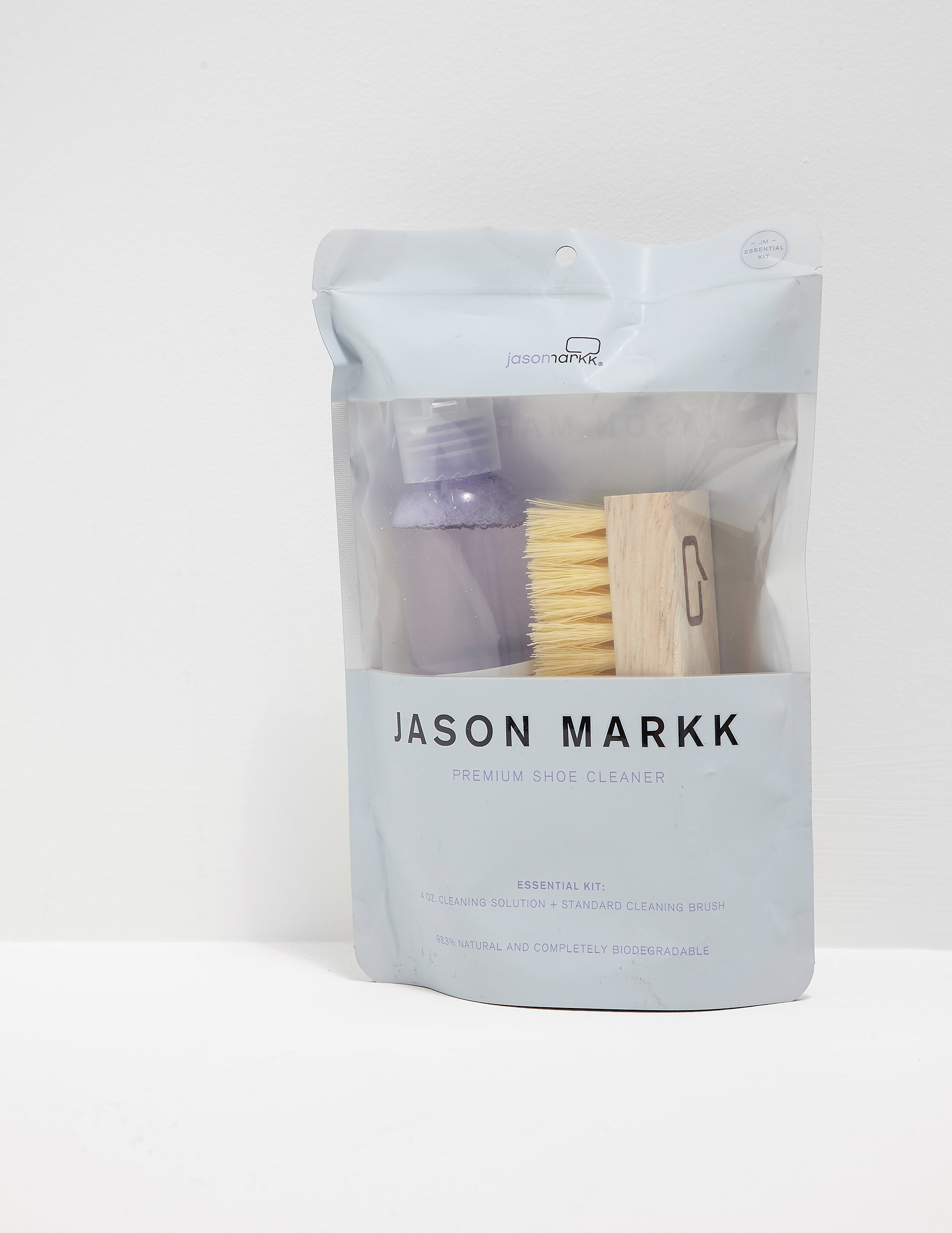 Jason Markk 4OZ Premium Shoe Cleaning Kit