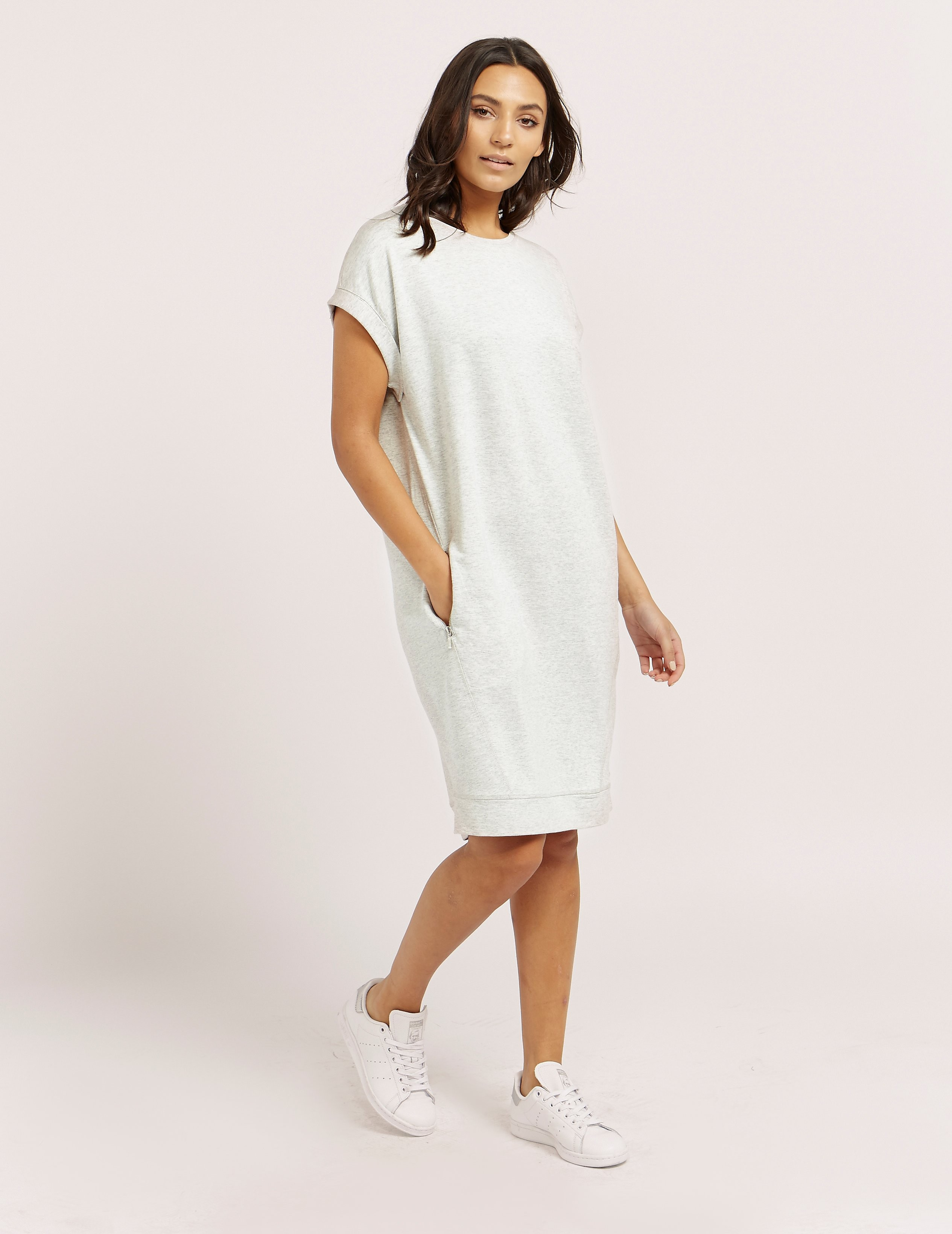 Barbour International Tain Sweatshirt Dress