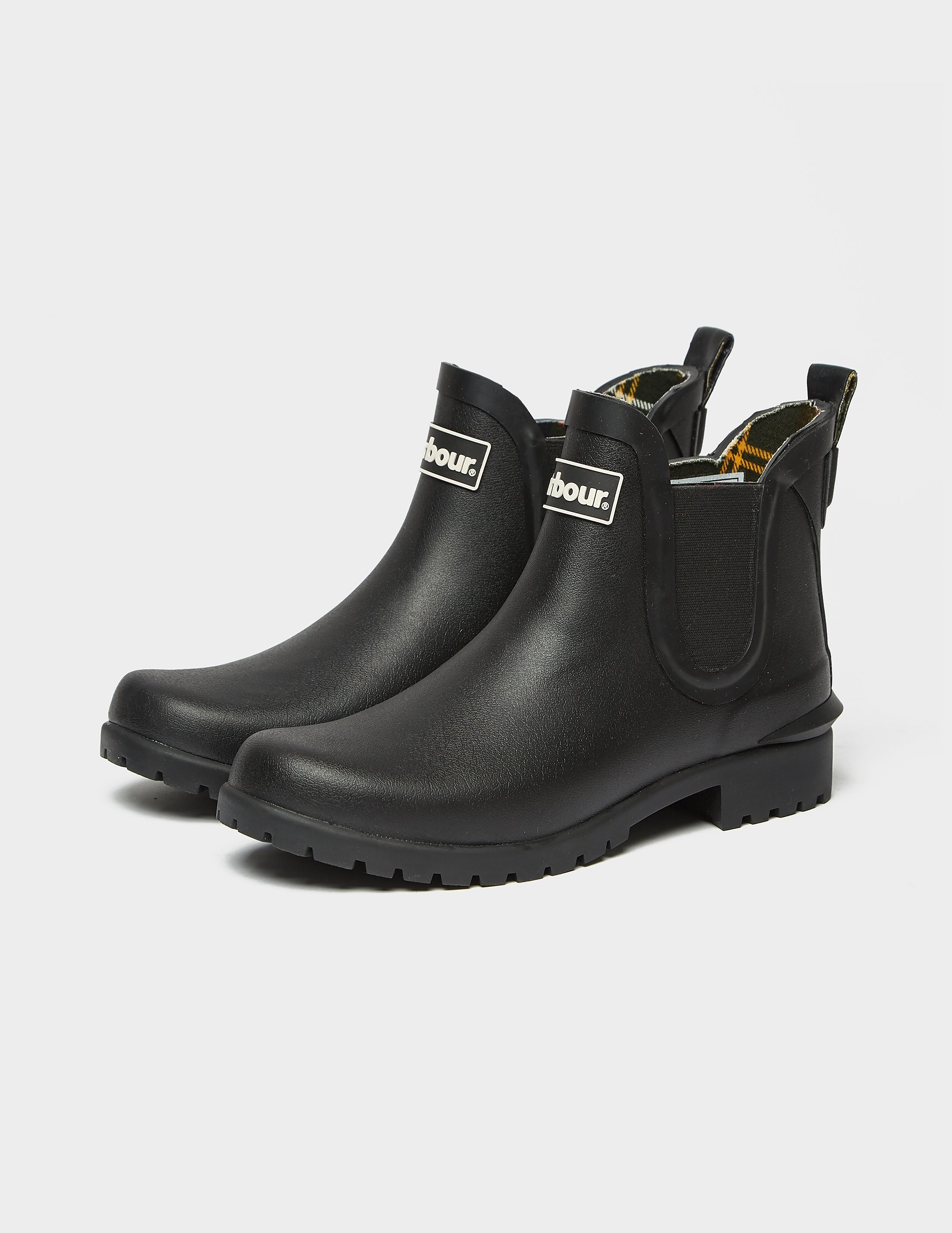 Barbour Wilton Wellington Boots