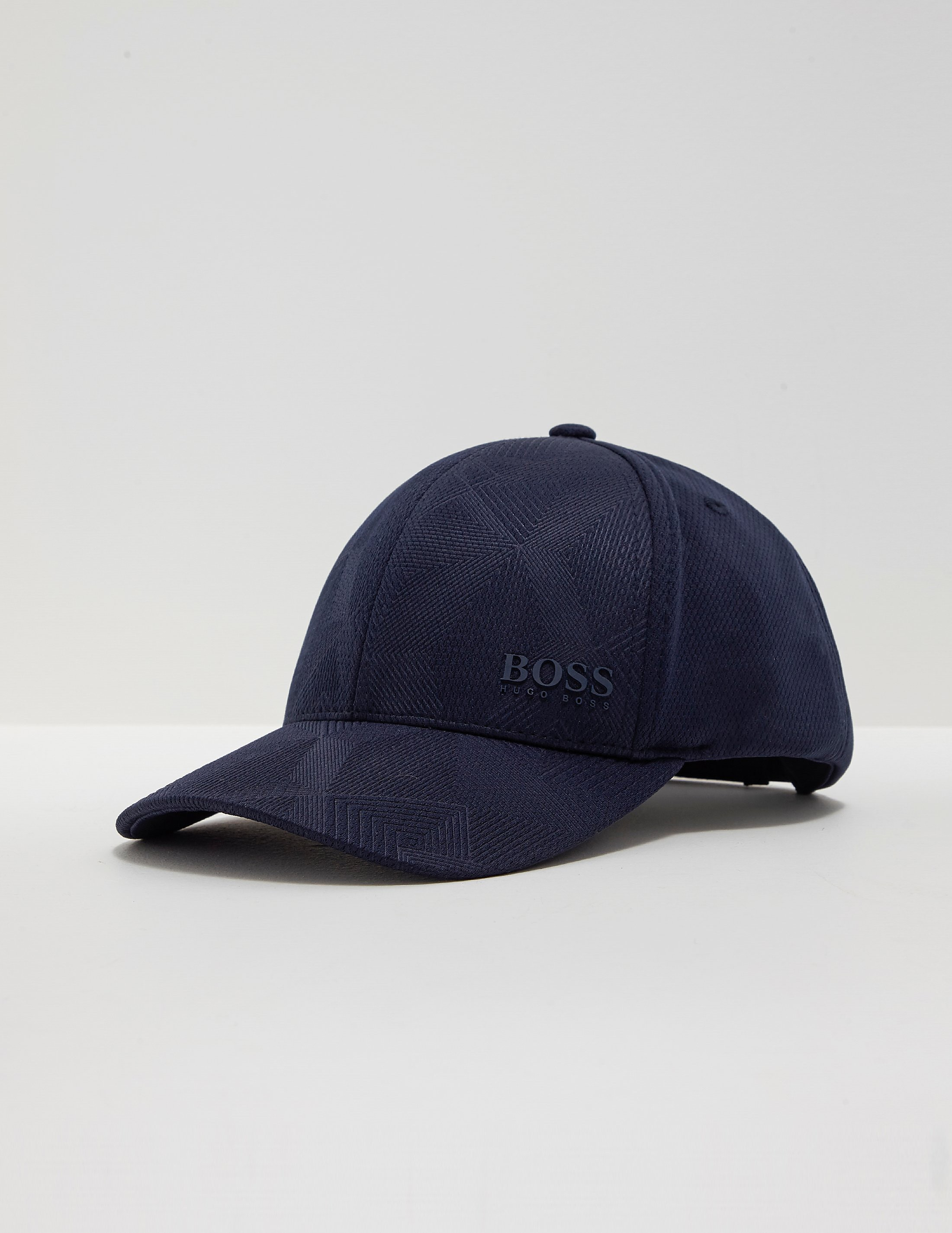 BOSS Green Geometric Print Hat