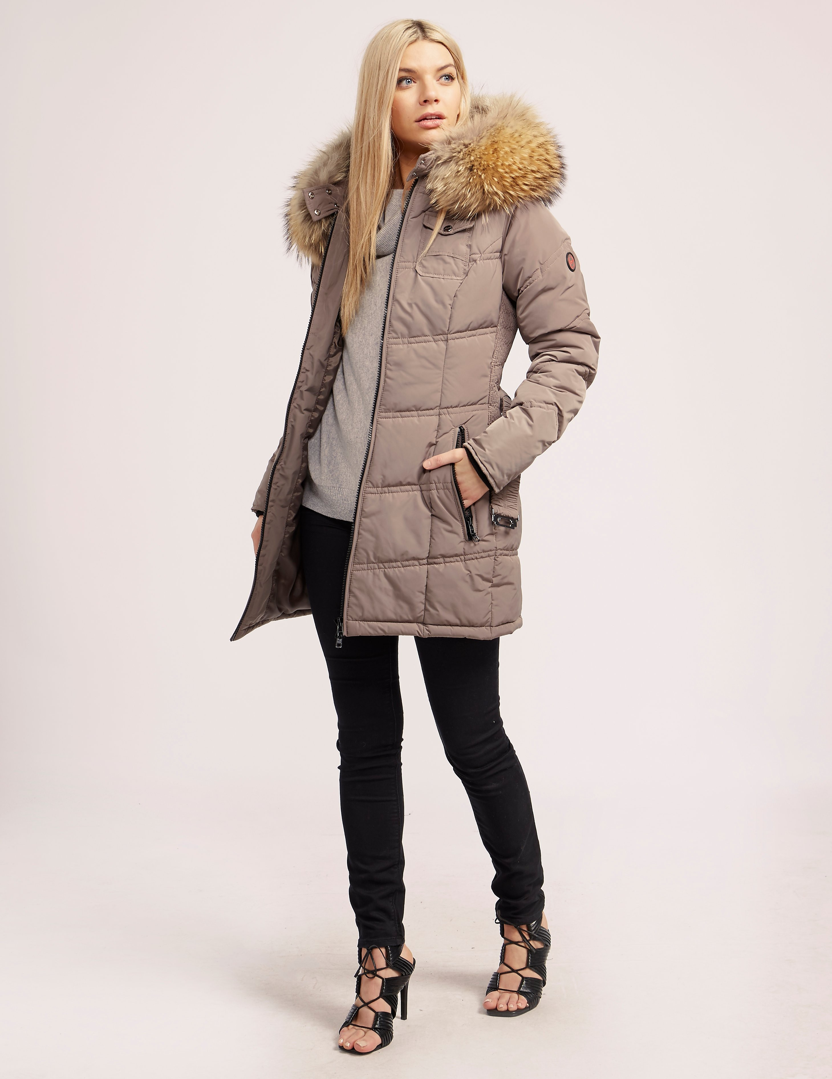 Froccella Belted Jacket