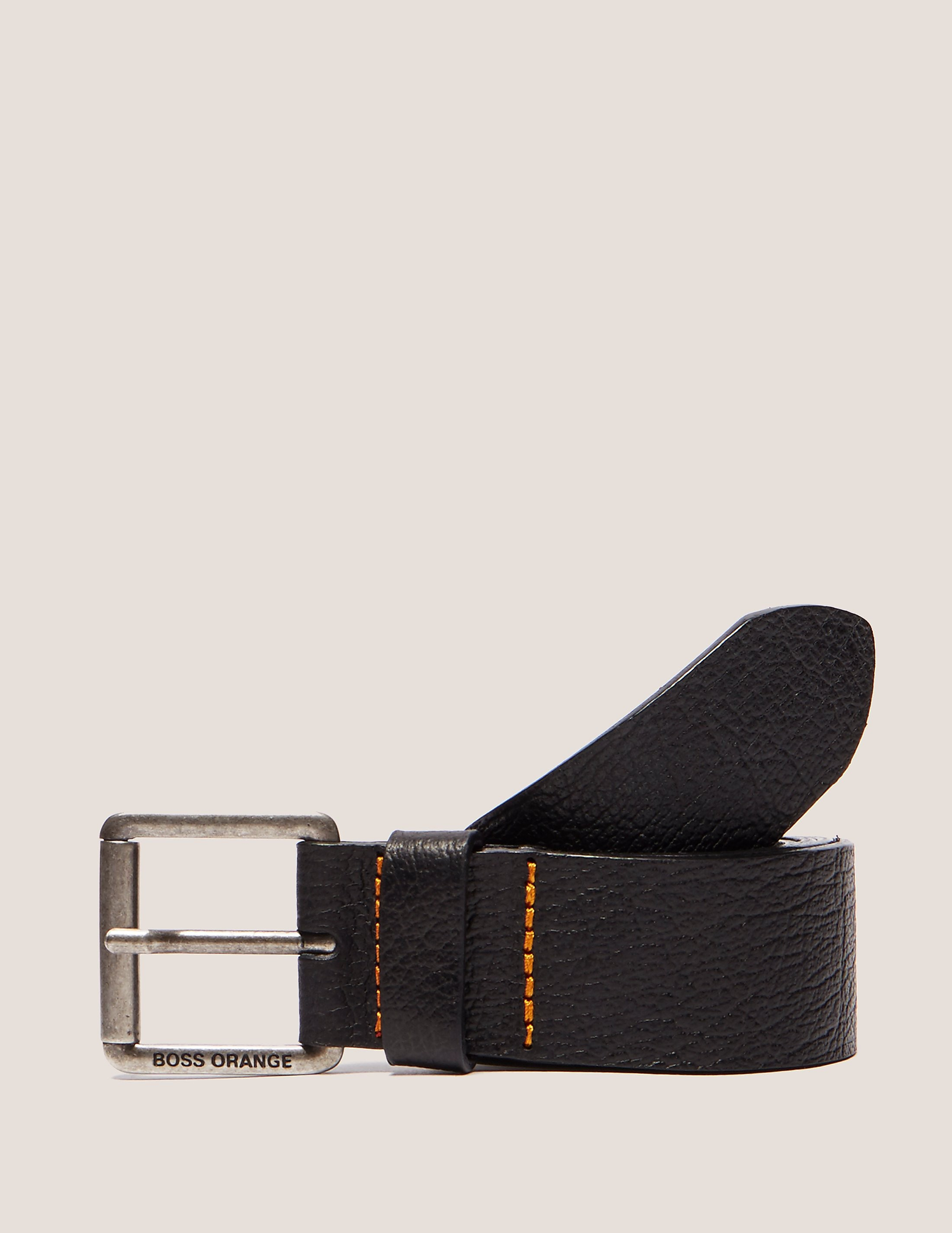BOSS Orange Leather Belt