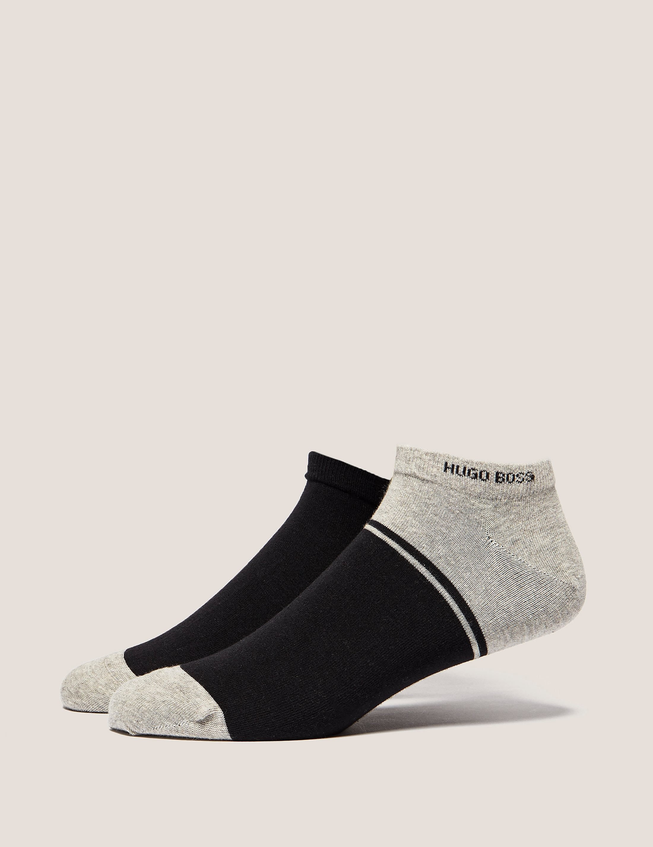 BOSS 2 Pack Trainer Socks