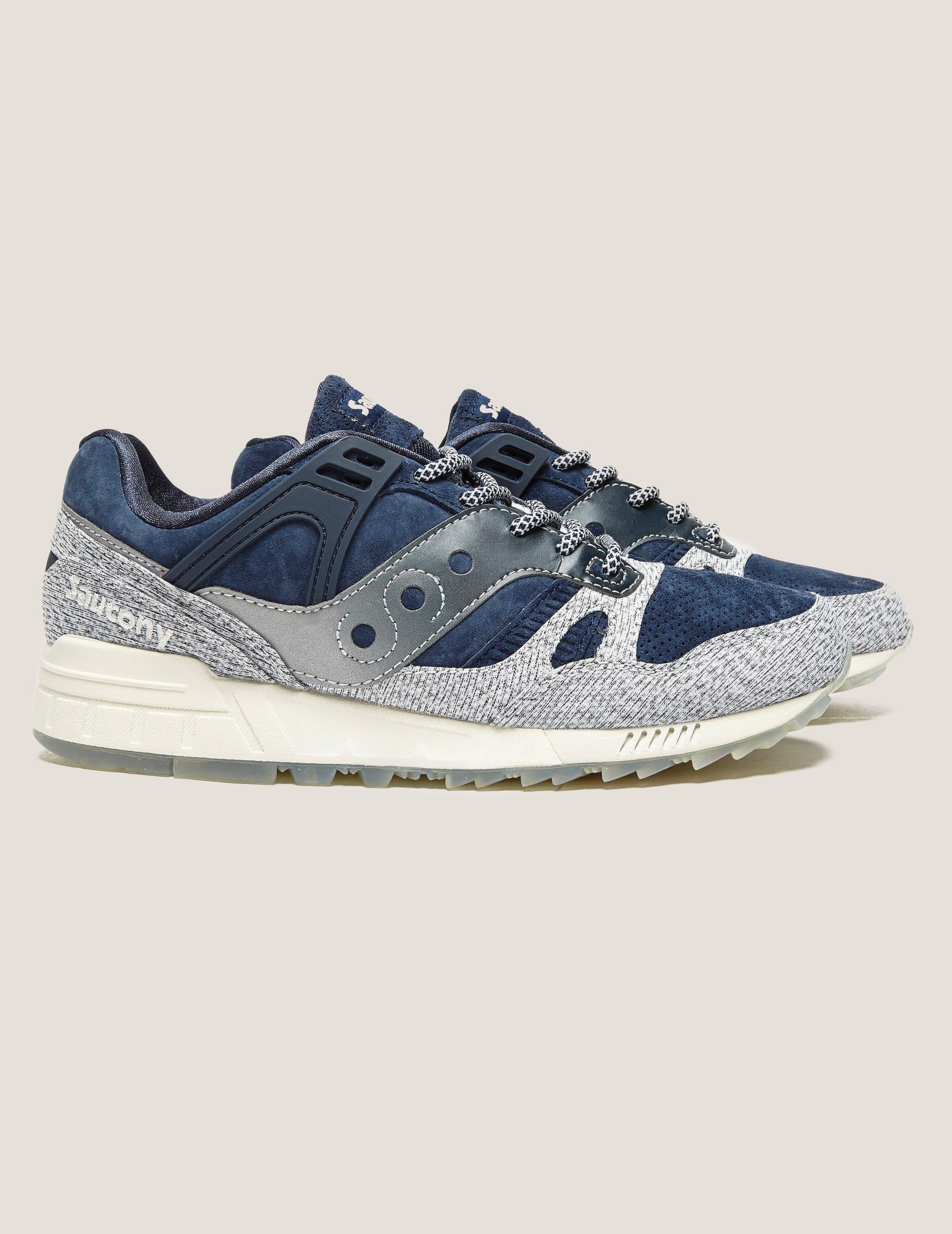 Saucony Grid Dirty Snow